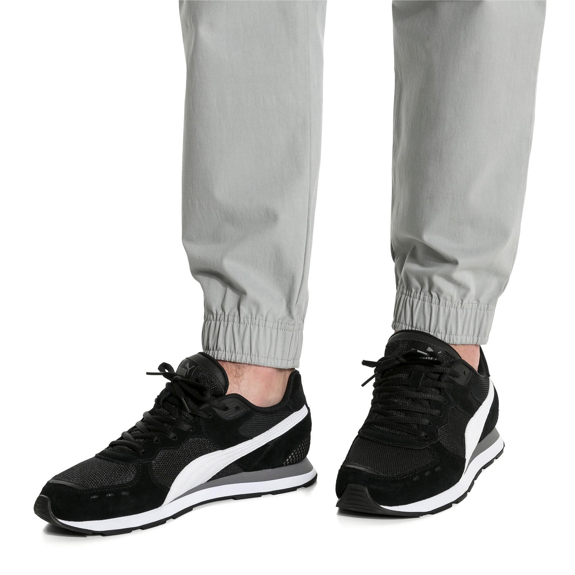 Miniatura 2 de Zapatos deportivos Vista, Black-White-Charcoal Gray, mediano