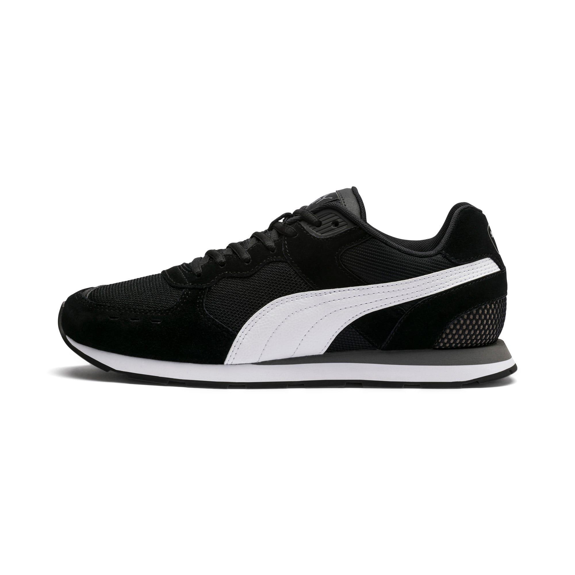 Miniatura 1 de Zapatos deportivos Vista, Black-White-Charcoal Gray, mediano