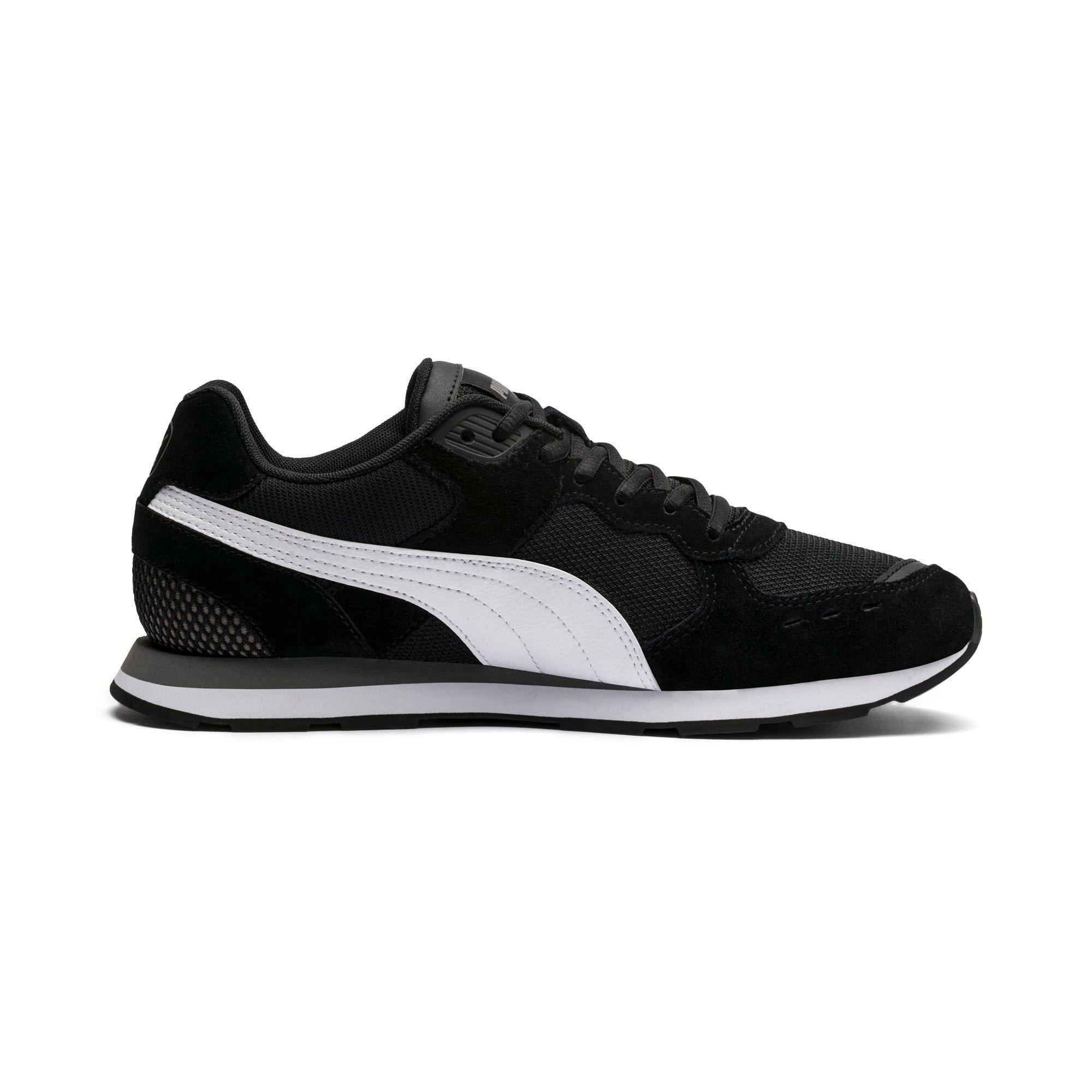Miniatura 6 de Zapatos deportivos Vista, Black-White-Charcoal Gray, mediano