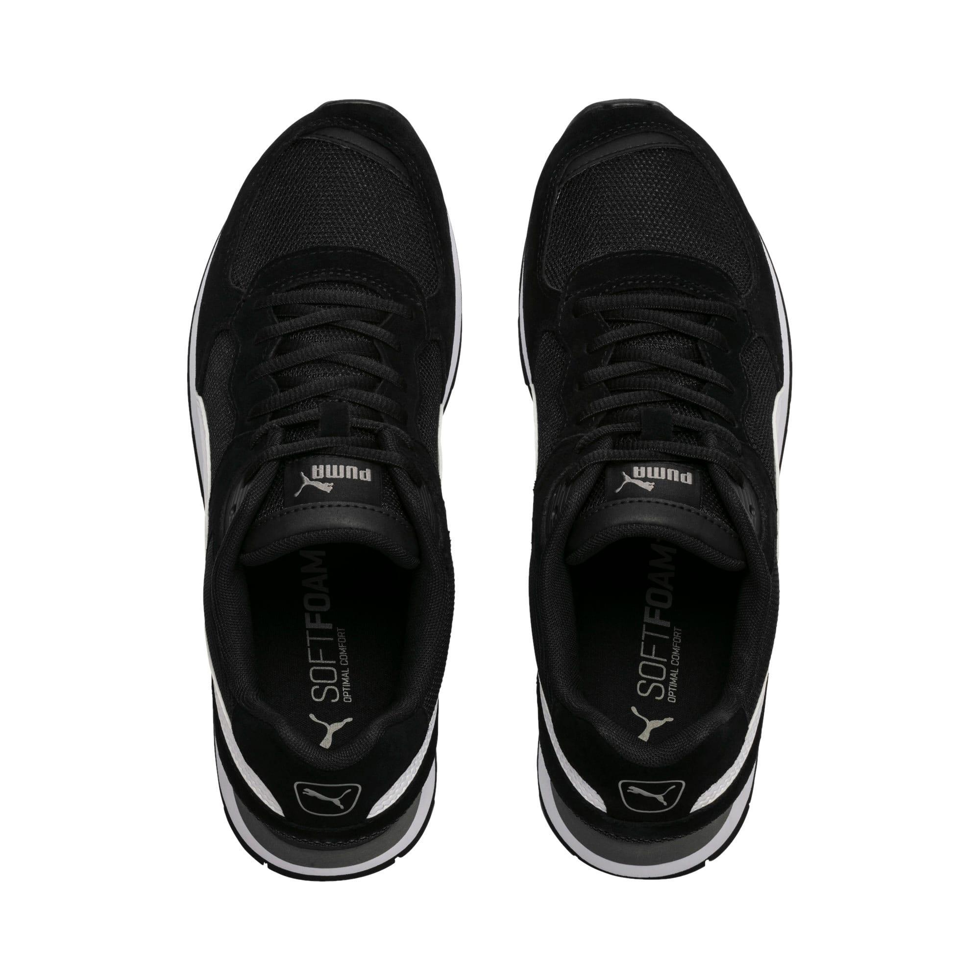 Miniatura 7 de Zapatos deportivos Vista, Black-White-Charcoal Gray, mediano