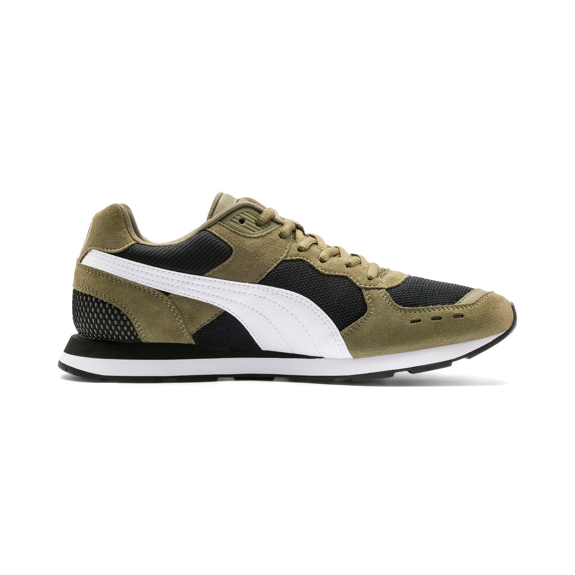 Miniatura 6 de Zapatos deportivos Vista, Burnt Olive-Puma White, mediano