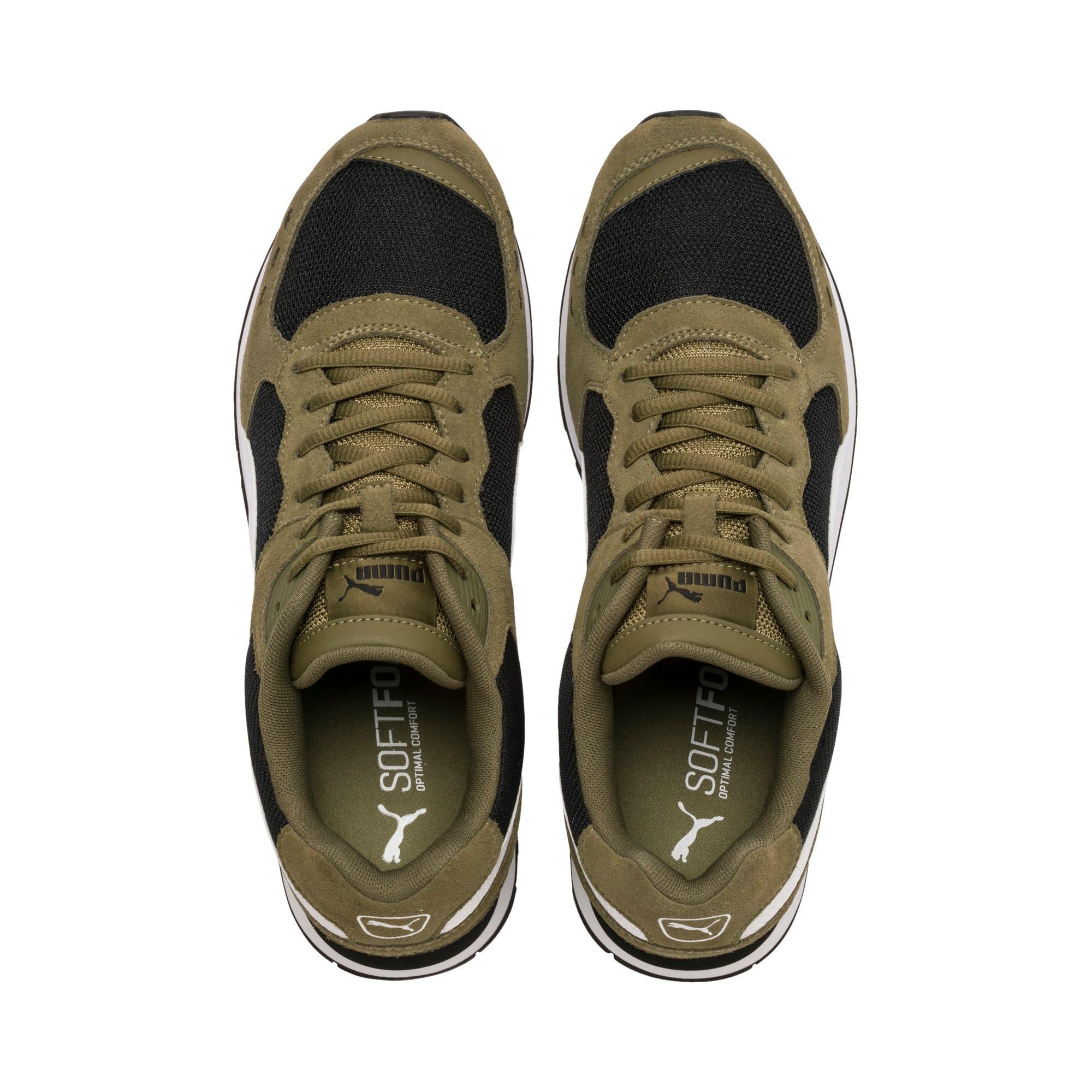 Miniatura 7 de Zapatos deportivos Vista, Burnt Olive-Puma White, mediano