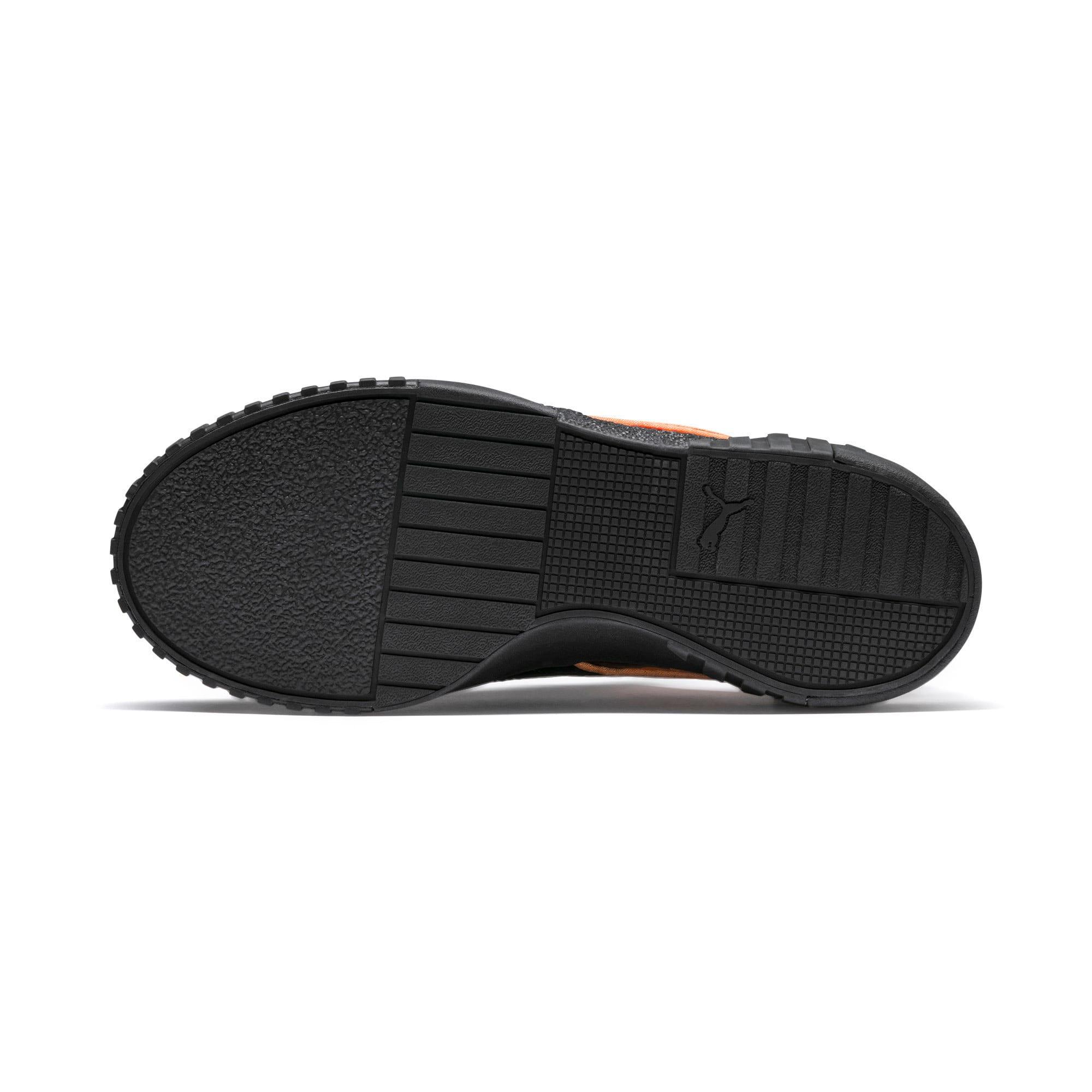 Thumbnail 5 of PUMA x SUE TSAI Cali 'Peonies Camo' Women's Sneakers, Puma Black-Puma Black, medium