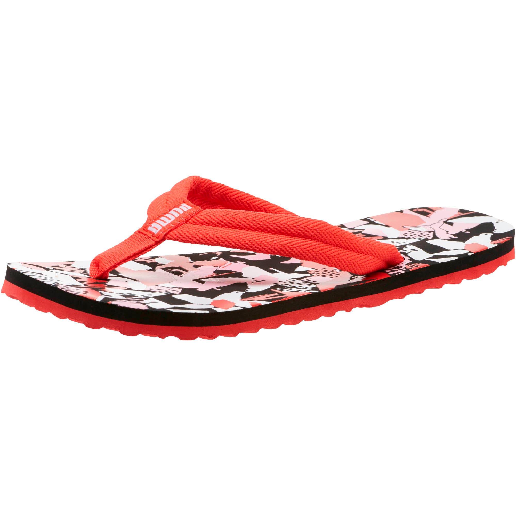 Thumbnail 1 of Epic Flip v2 Floral Women's Sandals, Hibiscus -Pale Pink, medium