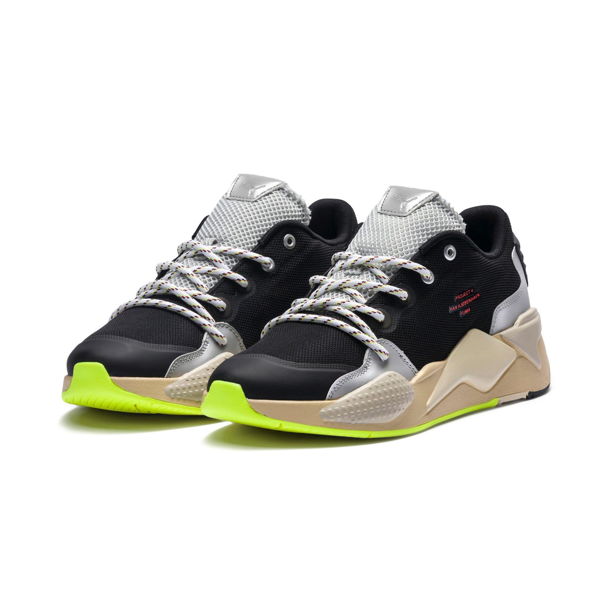 Thumbnail 4 of PUMA x HAN KJØBENHAVN RS-X Sneakers, Puma Black-Puma Silver, medium