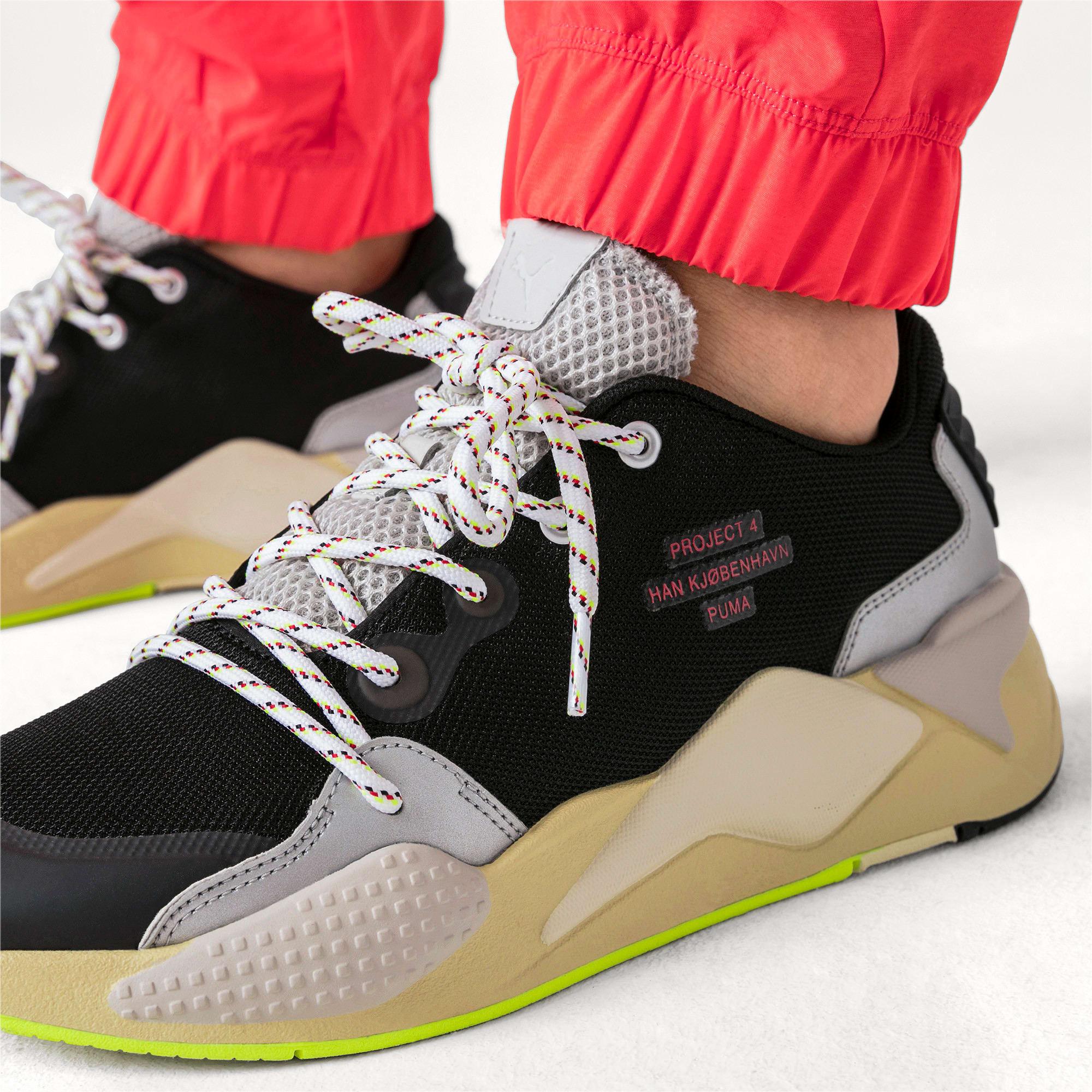 Thumbnail 3 of PUMA x HAN KJØBENHAVN RS-X Sneakers, Puma Black-Puma Silver, medium
