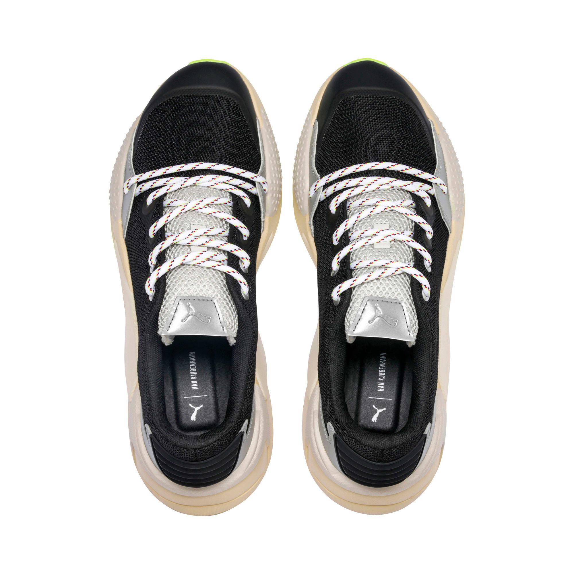 Thumbnail 8 of PUMA x HAN KJØBENHAVN RS-X Sneakers, Puma Black-Puma Silver, medium