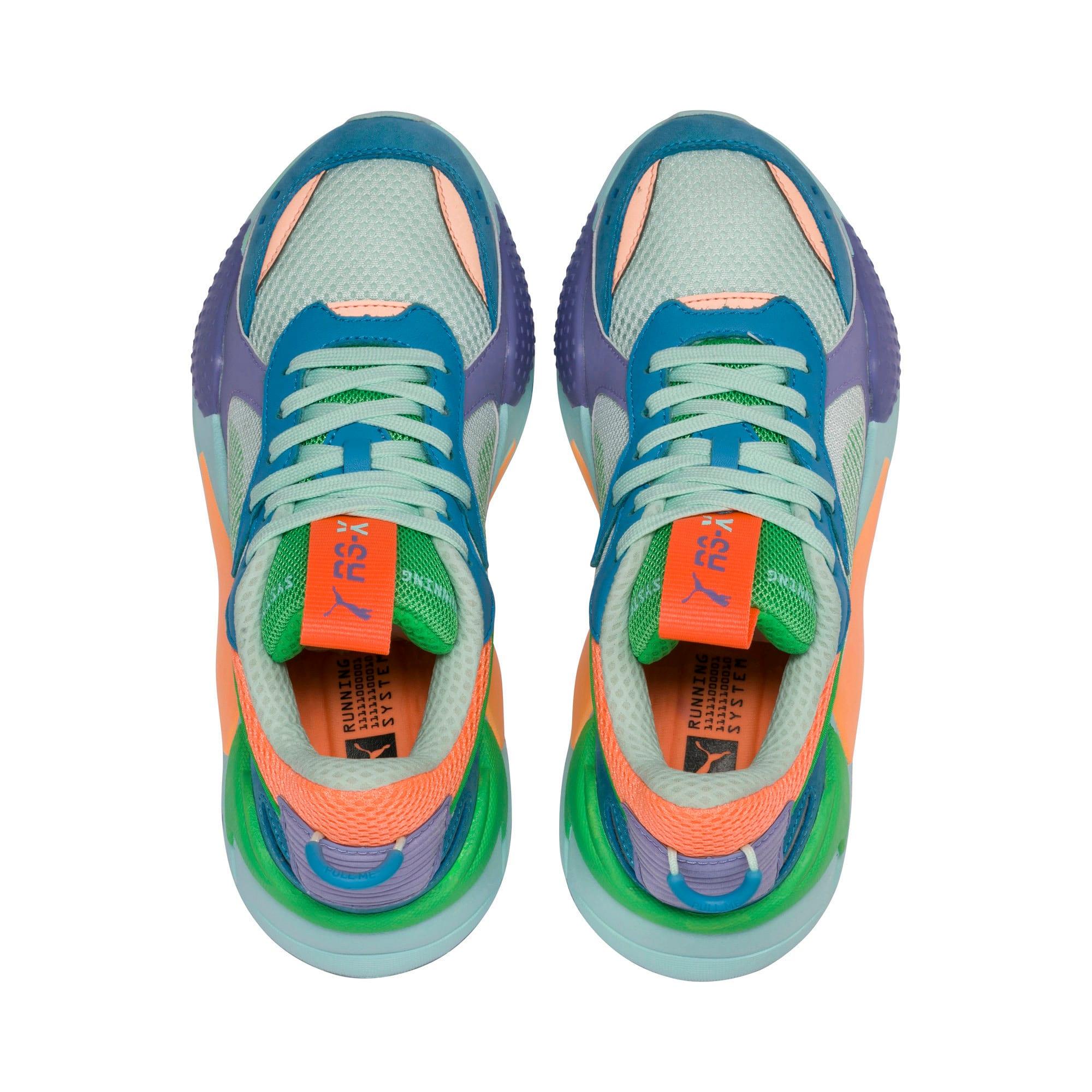 Puma Basket Rs X Toys 369449 02 Bleu 42 pas cher