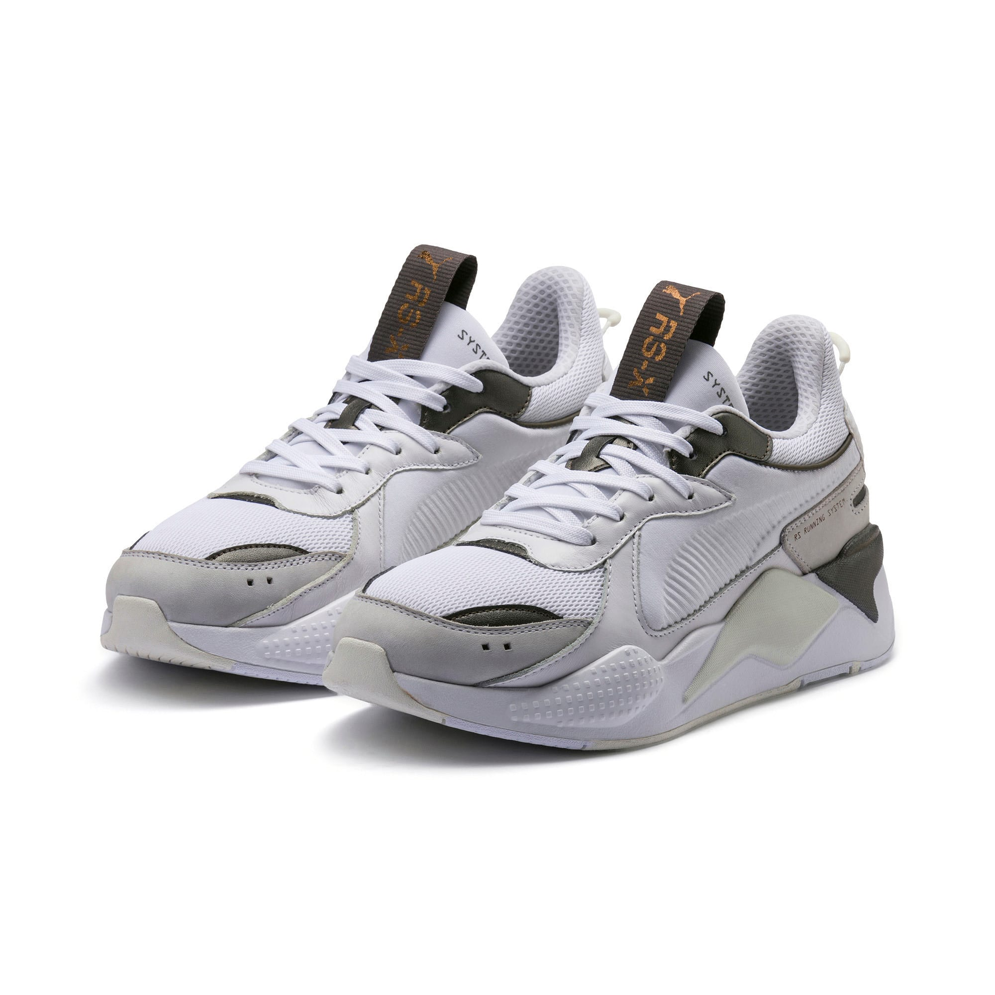 Thumbnail 3 of RS-X TROPHY, Puma White-Bronze, medium-JPN