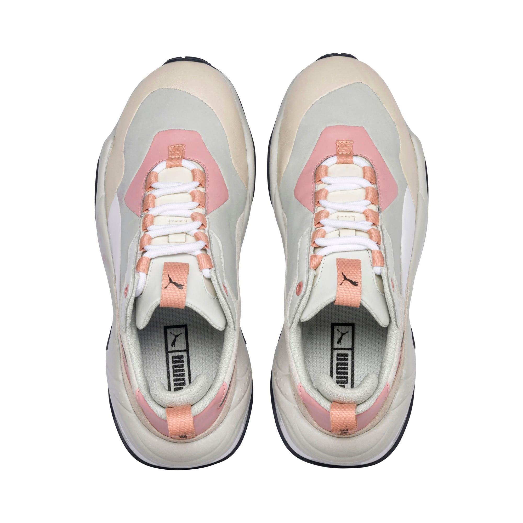 Thumbnail 7 of Thunder Rive Gauche Women's Sneakers, Peach Beige-Glacier Gray, medium