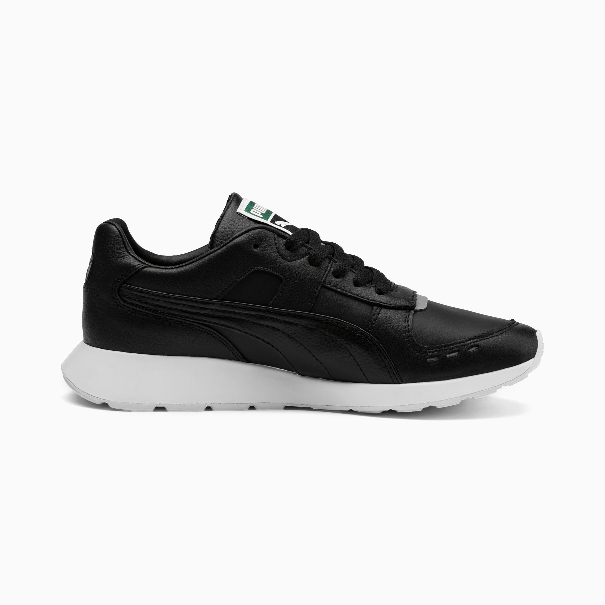 Thumbnail 6 of RS-150 Women's Sneakers, Puma Black-Puma Black, medium