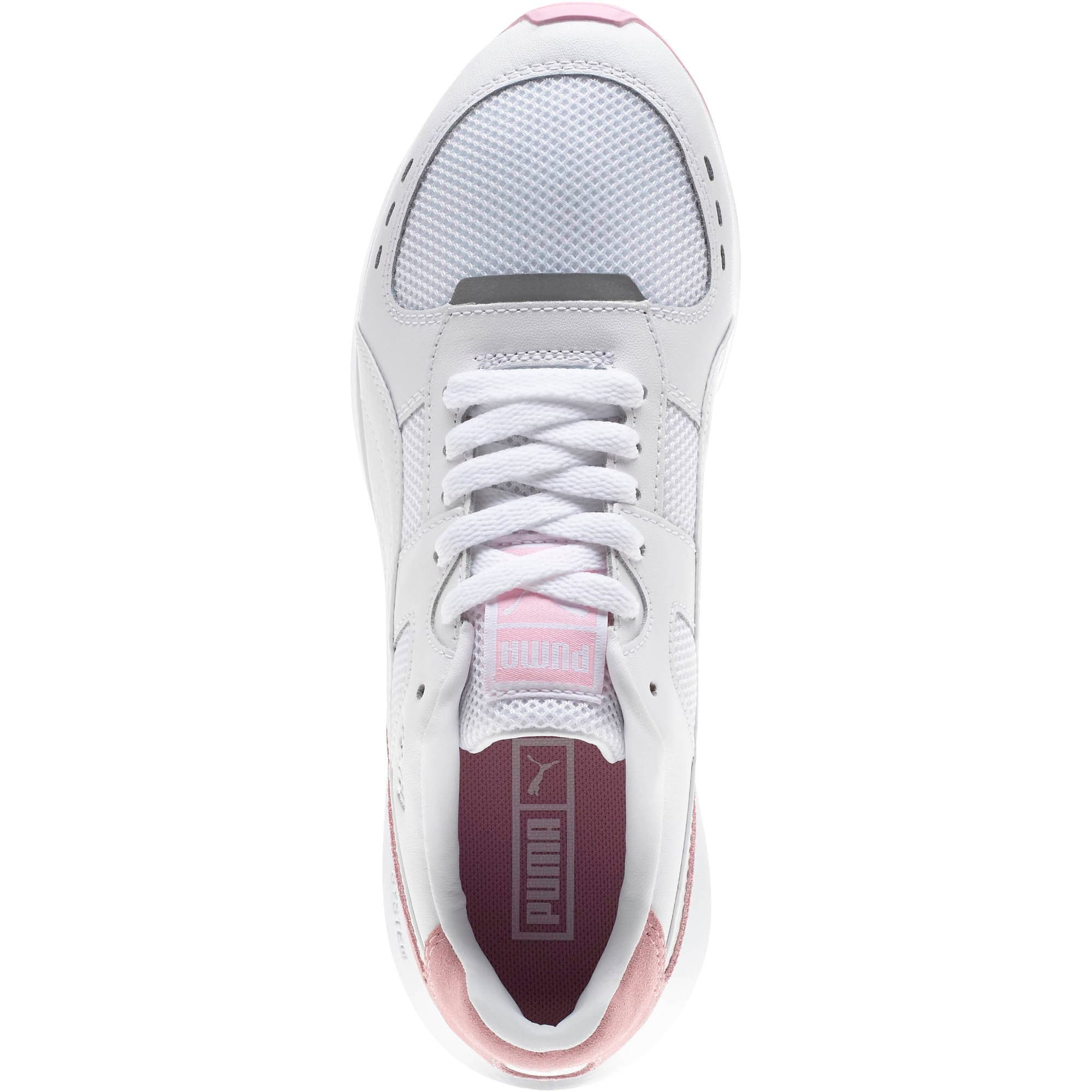 Thumbnail 5 of RS-150 Contrast Women's Sneakers, Puma White-Pale Pink, medium