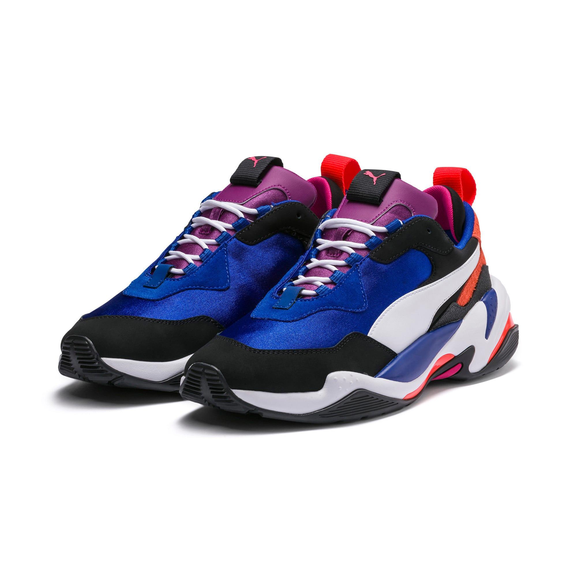 Miniatura 3 de Zapatos deportivos Thunder 4 Life, Surf The Web-Puma White, mediano