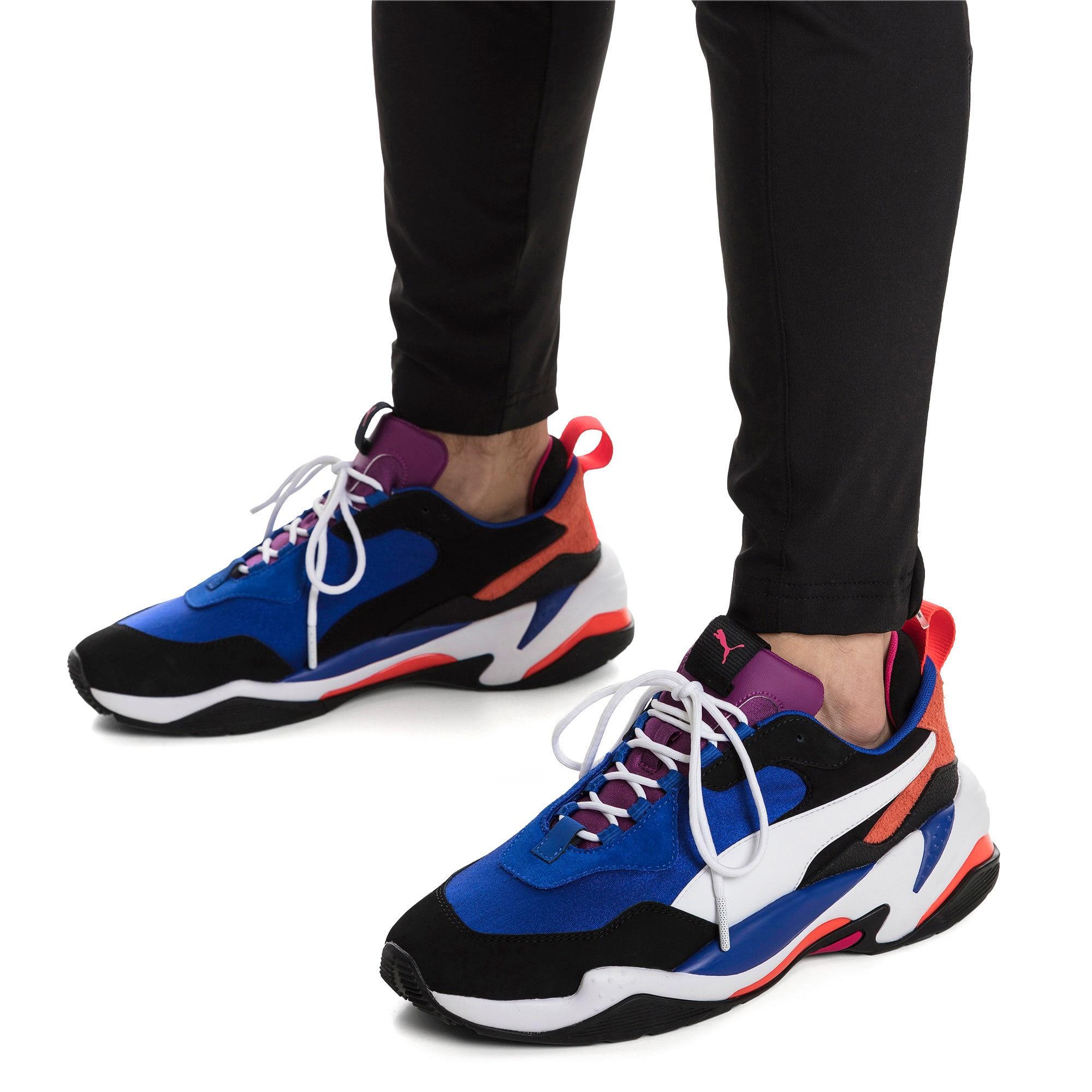 Miniatura 2 de Zapatos deportivos Thunder 4 Life, Surf The Web-Puma White, mediano