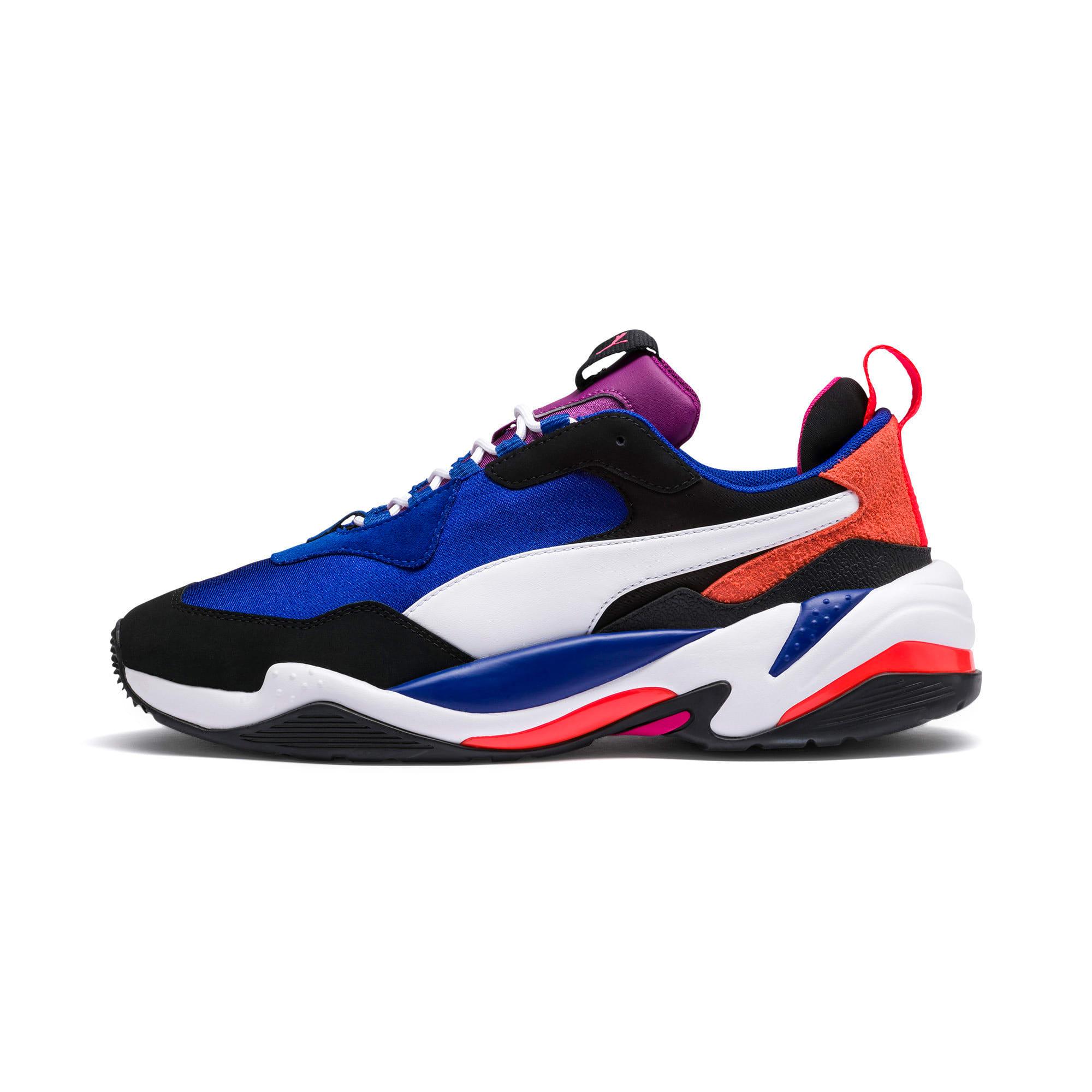 Miniatura 1 de Zapatos deportivos Thunder 4 Life, Surf The Web-Puma White, mediano