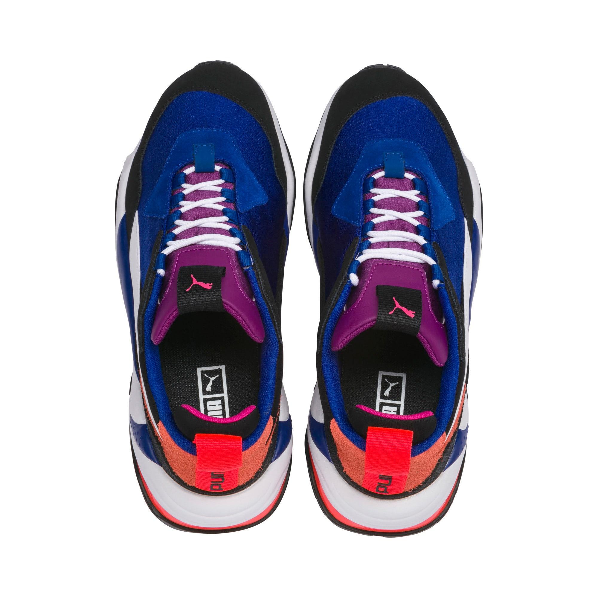 Miniatura 7 de Zapatos deportivos Thunder 4 Life, Surf The Web-Puma White, mediano
