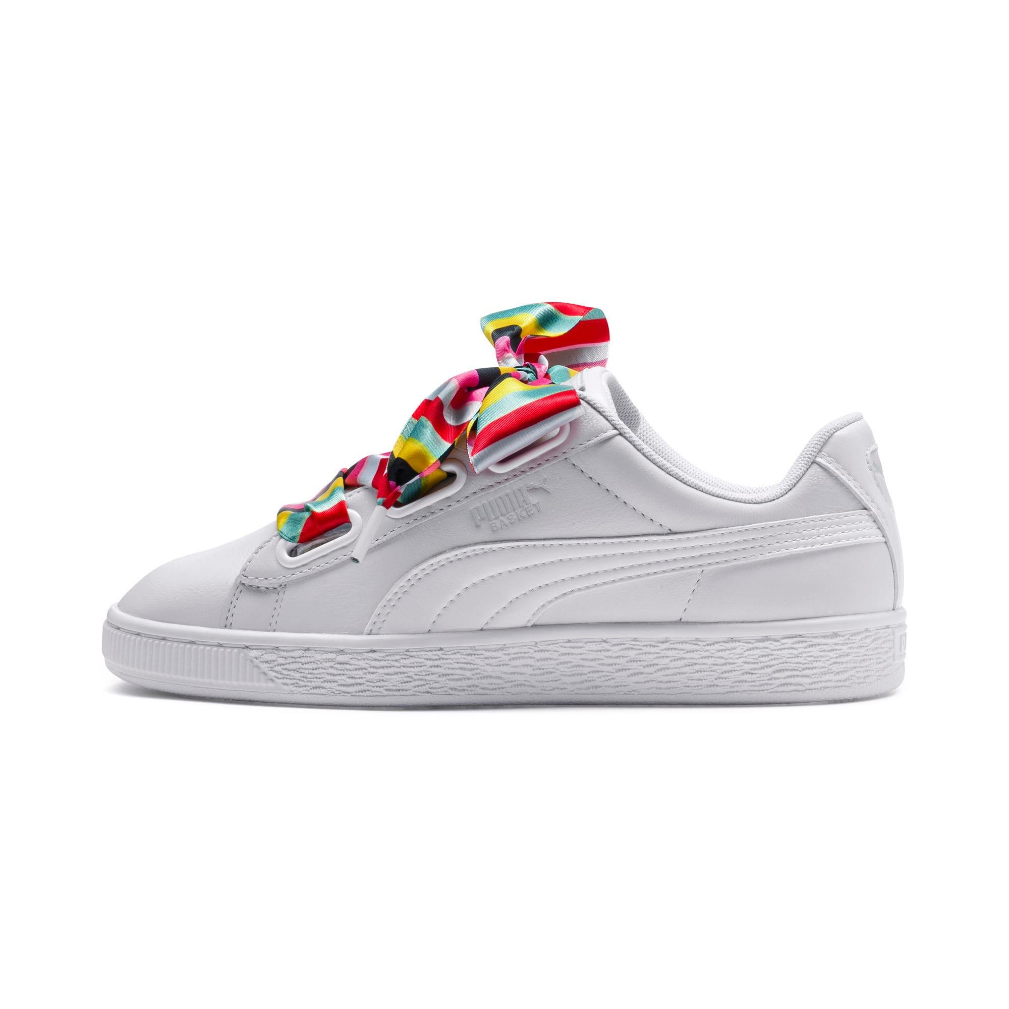 wholesale dealer 617f2 c9714 Basket Heart Gen Hustle Women's Sneakers