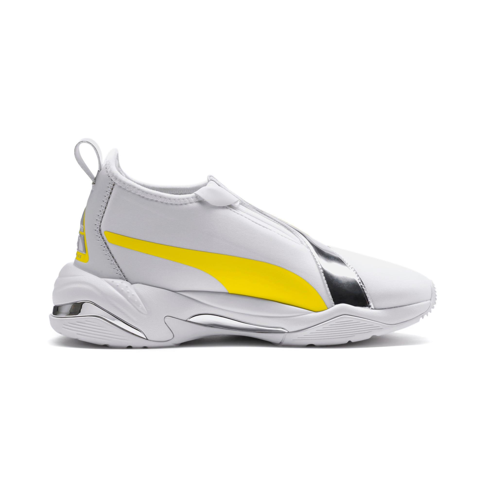 Miniatura 6 de Zapatos deportivos para mujer Thunder TrailblazerMetallic, Puma White-Blazing Yellow, mediano