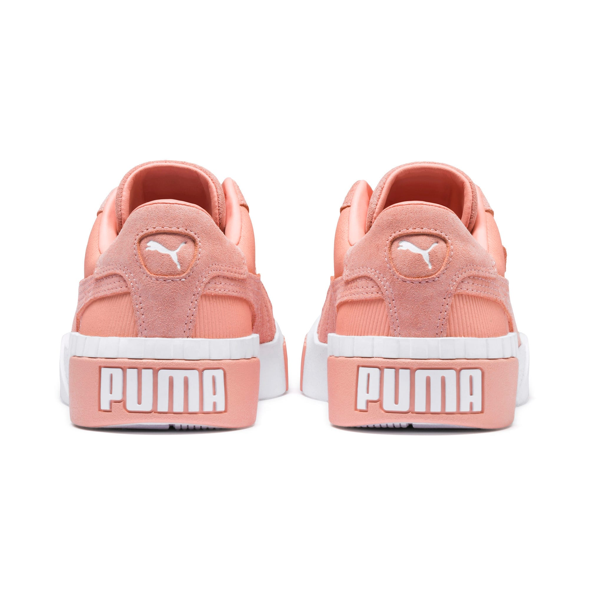 Thumbnail 4 of Cali Palm Springs Women's Trainers, Peach Bud, medium