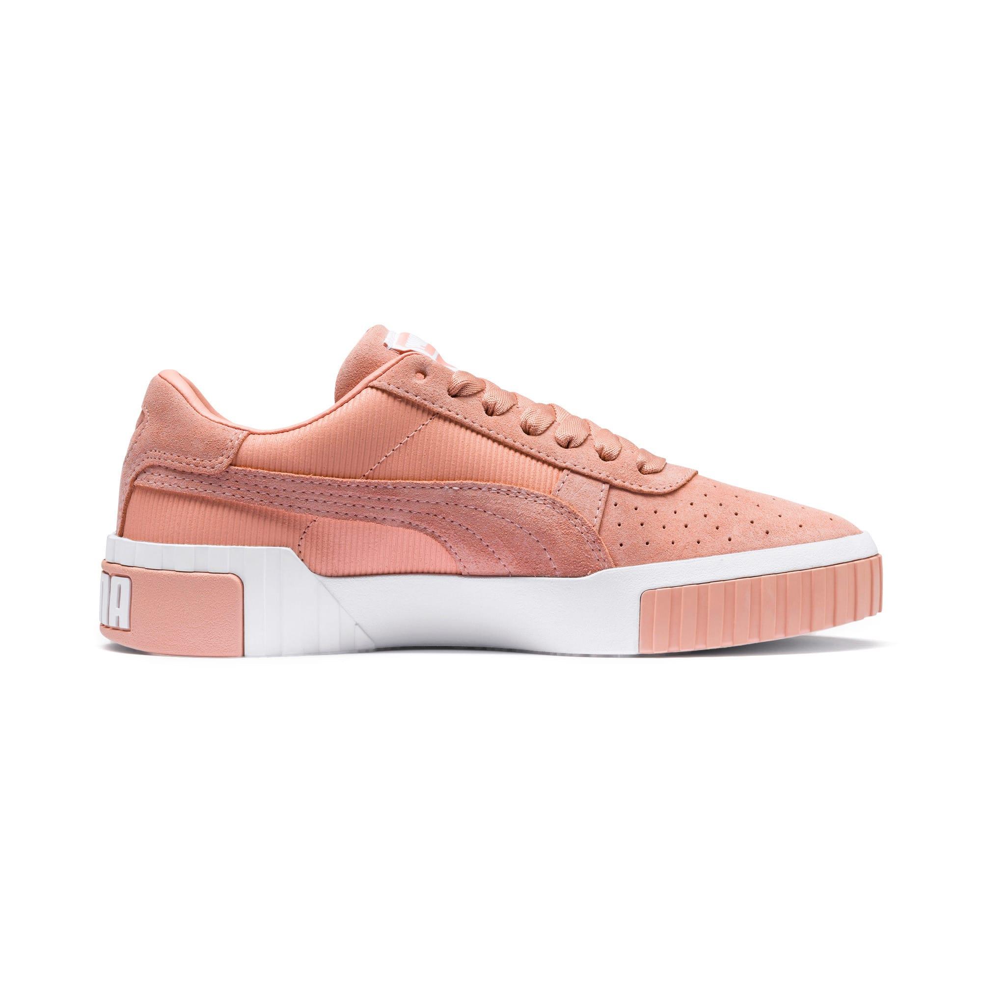 Thumbnail 6 of Cali Palm Springs Women's Sneakers, Peach Bud, medium