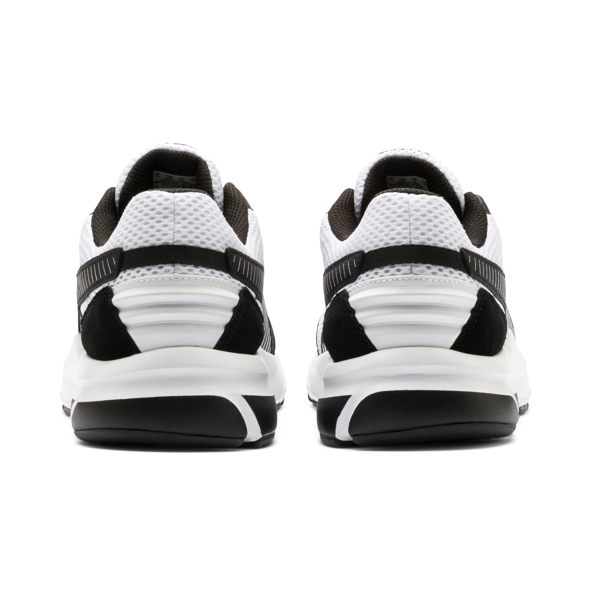 Thumbnail 4 of Future Runner Premium Laufschuhe, Puma White-Puma Black, medium