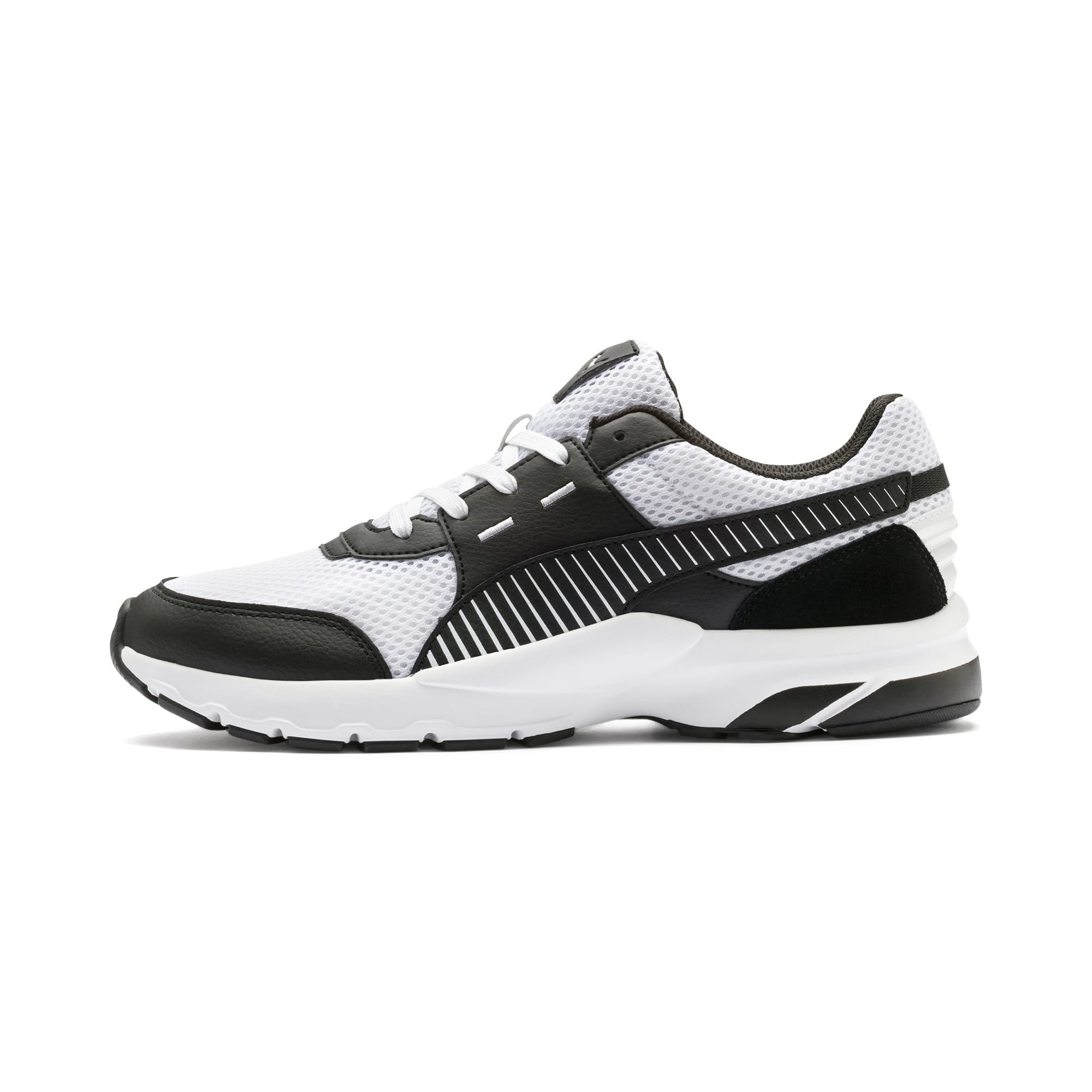 Thumbnail 1 of Future Runner Premium Laufschuhe, Puma White-Puma Black, medium