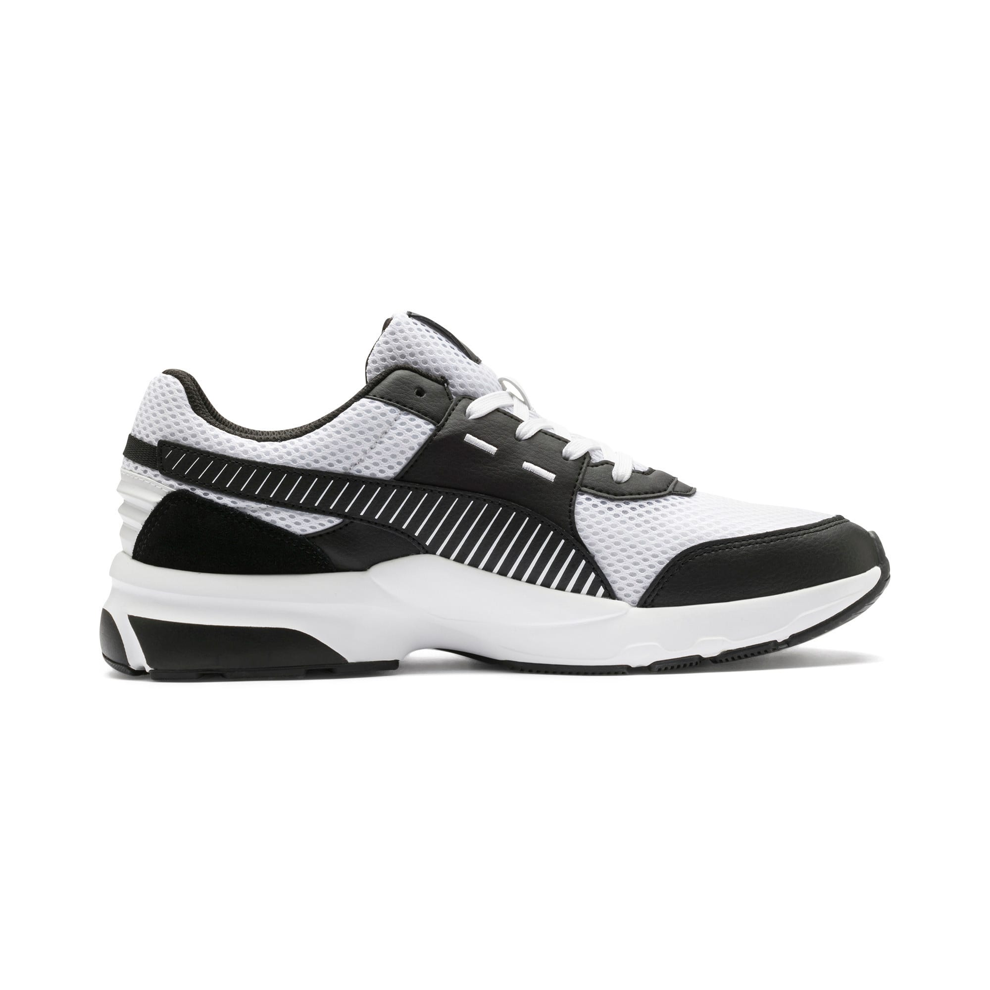 Thumbnail 6 of Future Runner Premium Laufschuhe, Puma White-Puma Black, medium