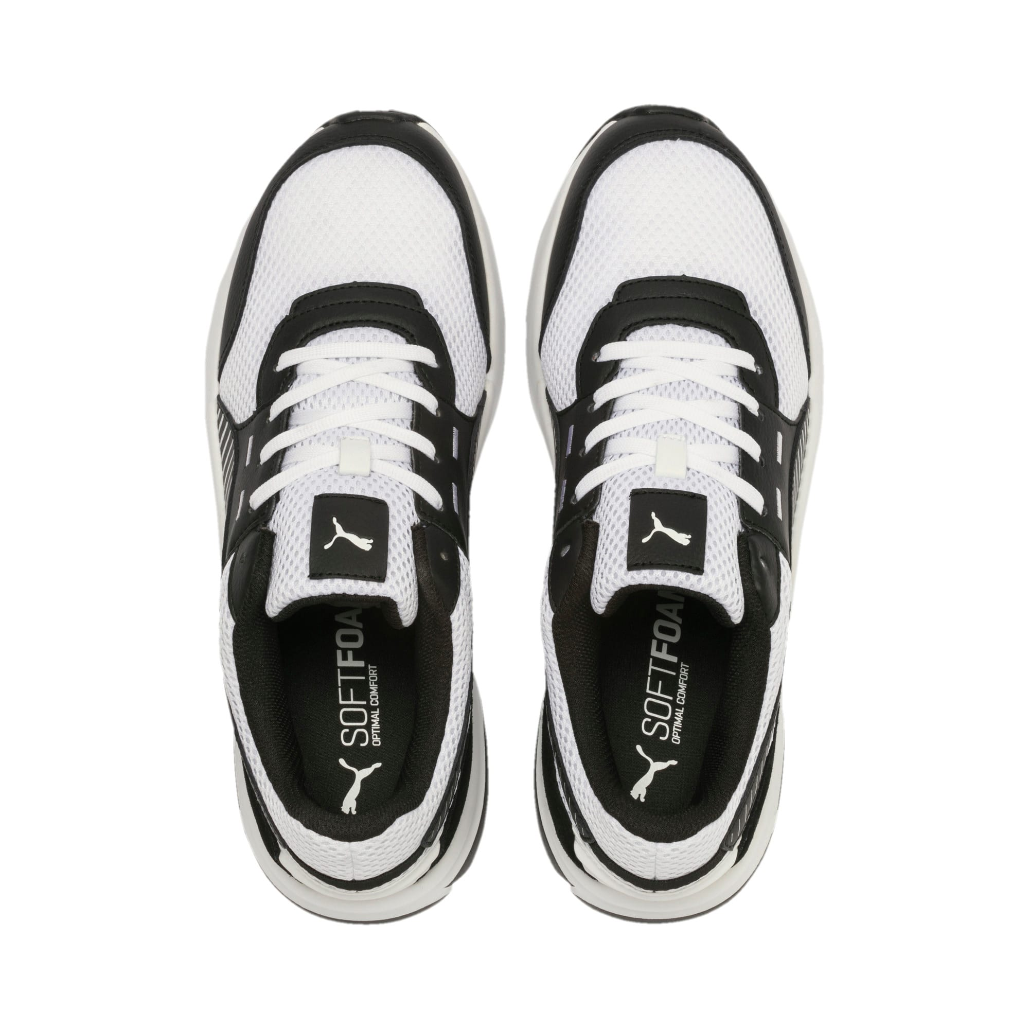 Thumbnail 7 of Future Runner Premium Laufschuhe, Puma White-Puma Black, medium