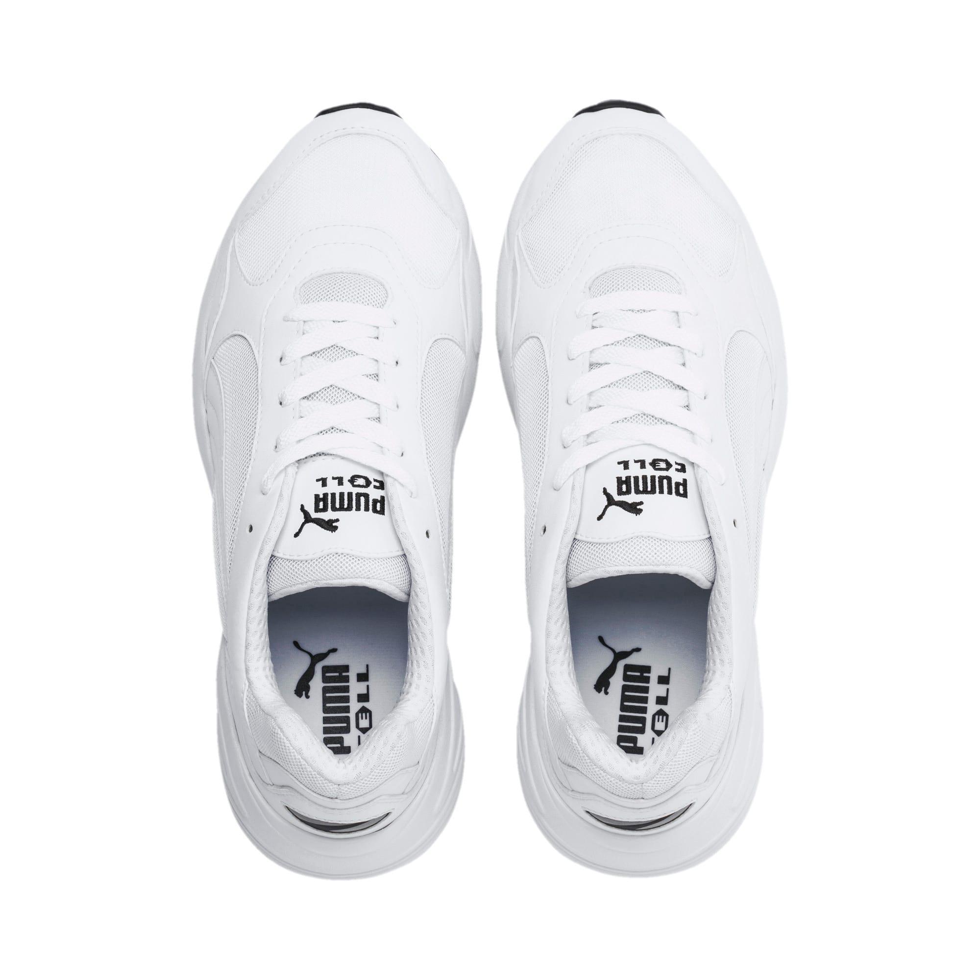 Thumbnail 6 of CELL Viper Sneakers, Puma White-Puma White, medium