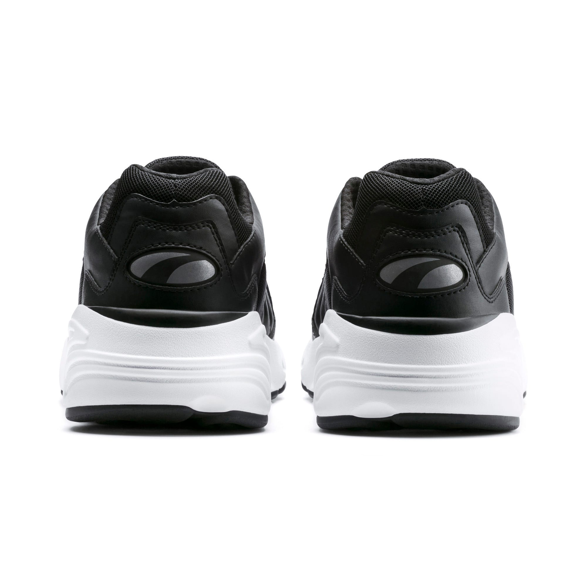 Thumbnail 3 of CELL Viper Trainers, Puma Black-Puma White, medium