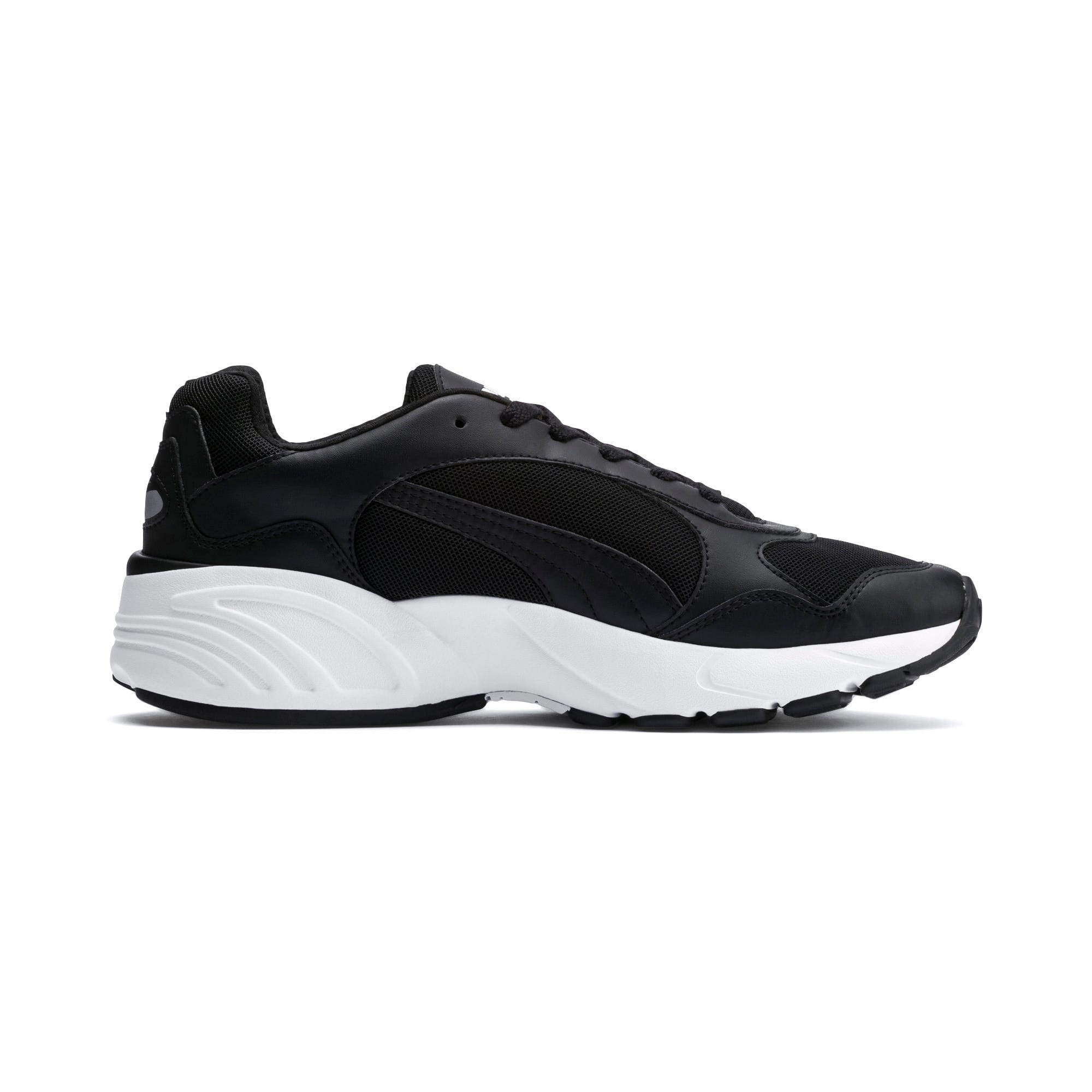 Thumbnail 5 of CELL Viper Trainers, Puma Black-Puma White, medium