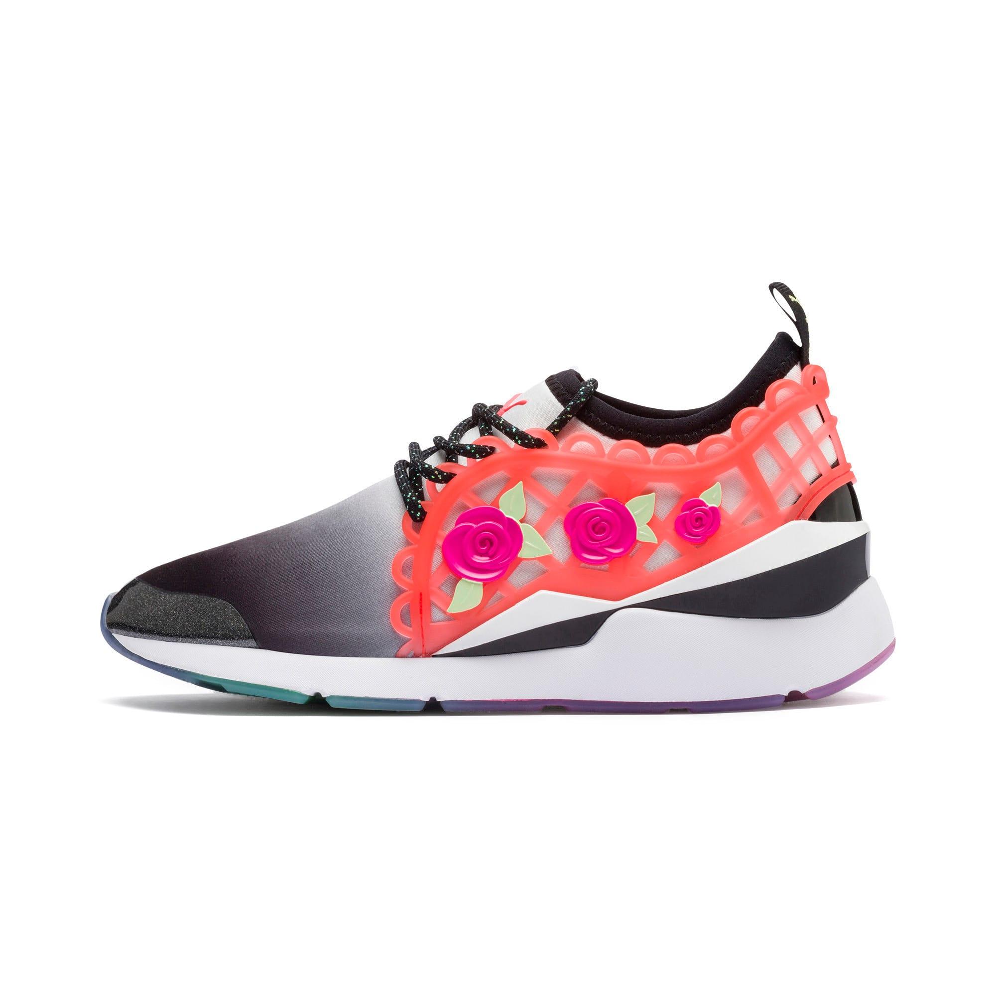Miniatura 1 de Zapatos deportivos PUMA x SOPHIA WEBSTER Muse para mujer, Puma Black-Puma White, mediano
