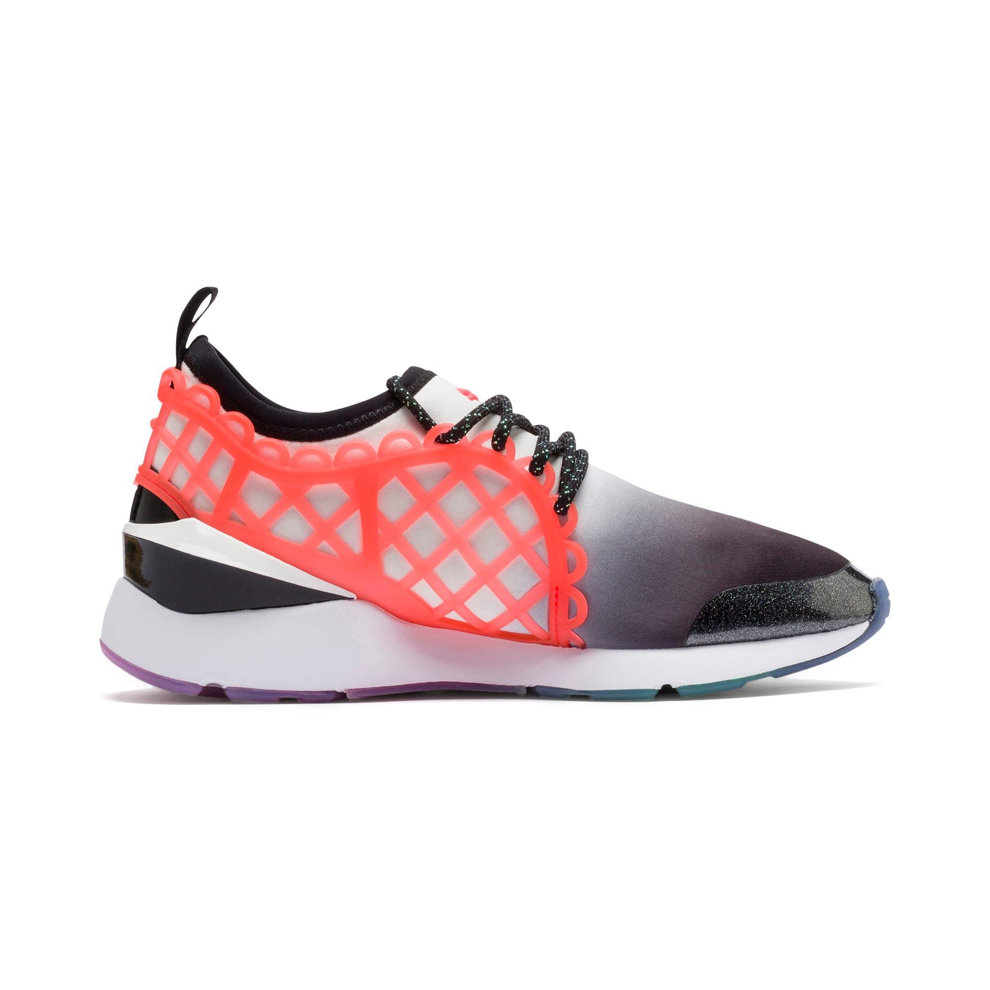 Miniatura 5 de Zapatos deportivos PUMA x SOPHIA WEBSTER Muse para mujer, Puma Black-Puma White, mediano
