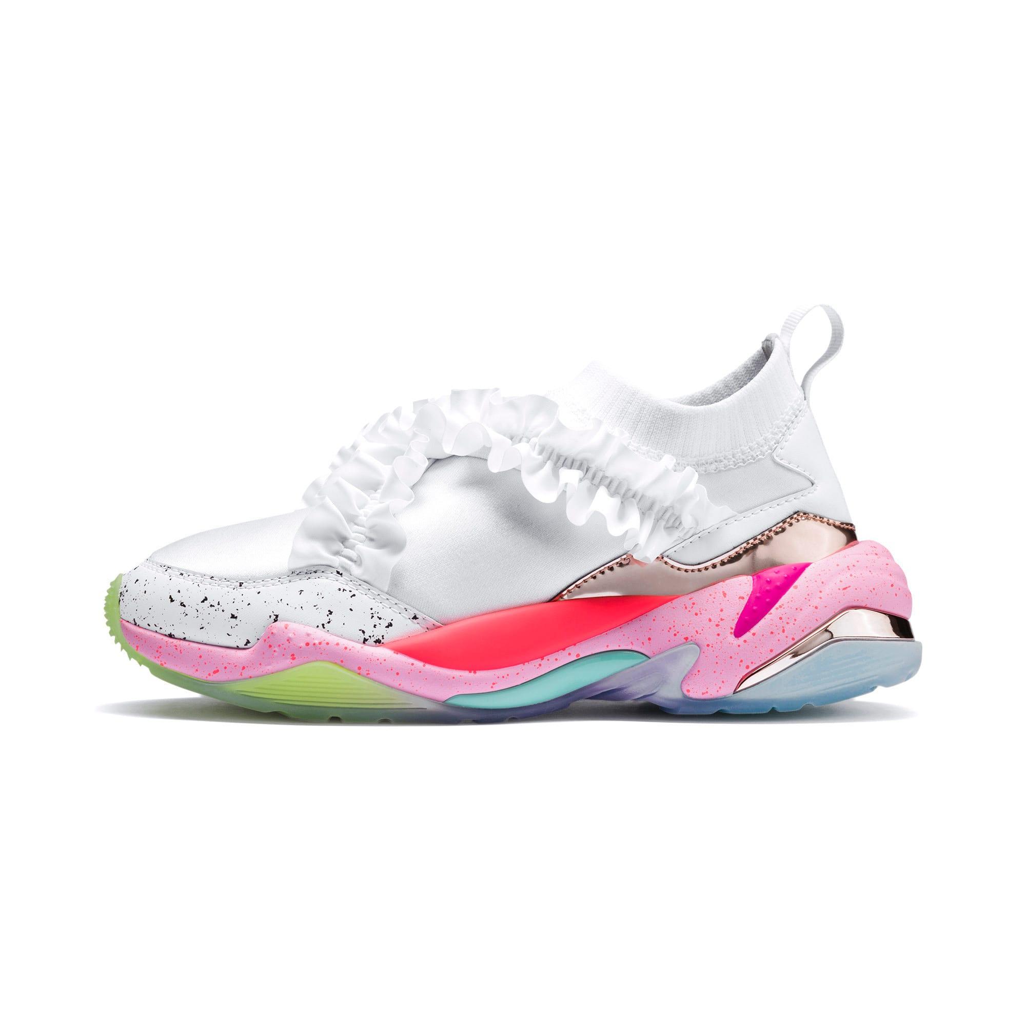 Miniatura 1 de Zapatos deportivosPUMA x SOPHIA WEBSTER Thunder de mujer, Puma White, mediano