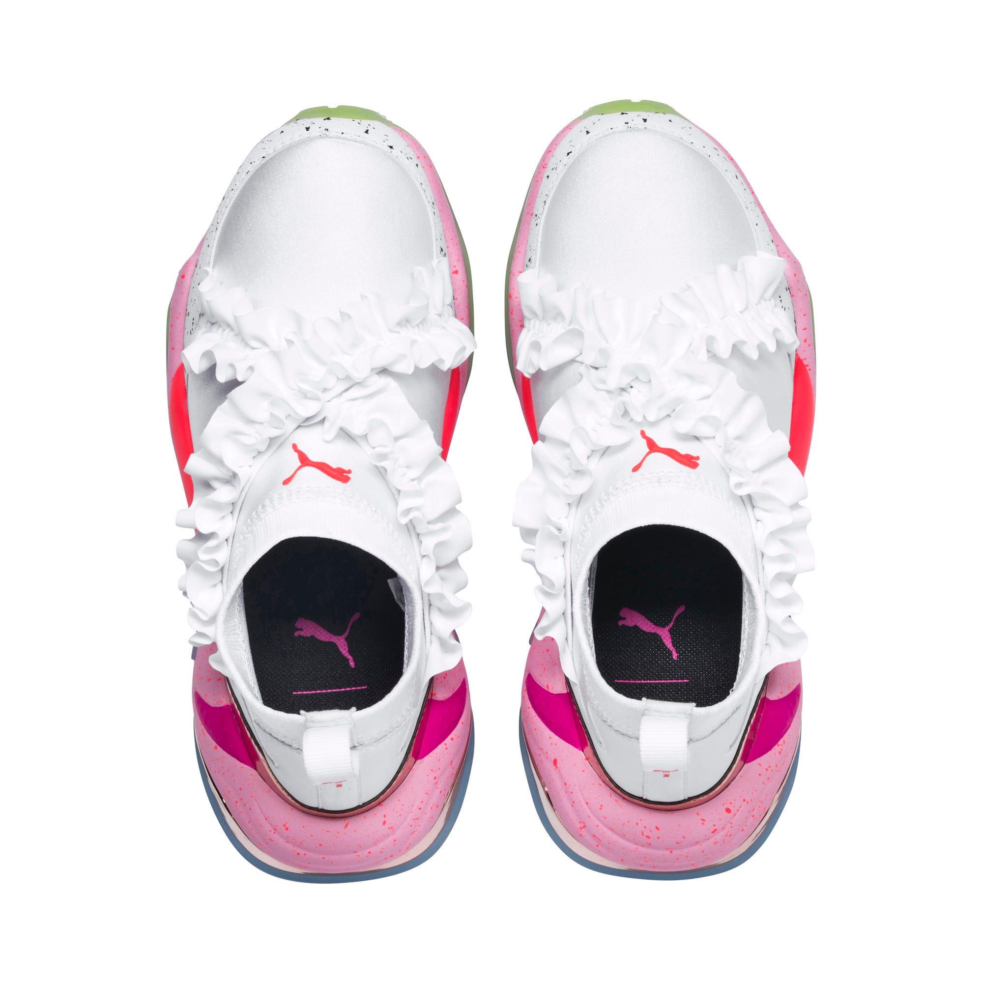 Miniatura 8 de Zapatos deportivosPUMA x SOPHIA WEBSTER Thunder de mujer, Puma White, mediano