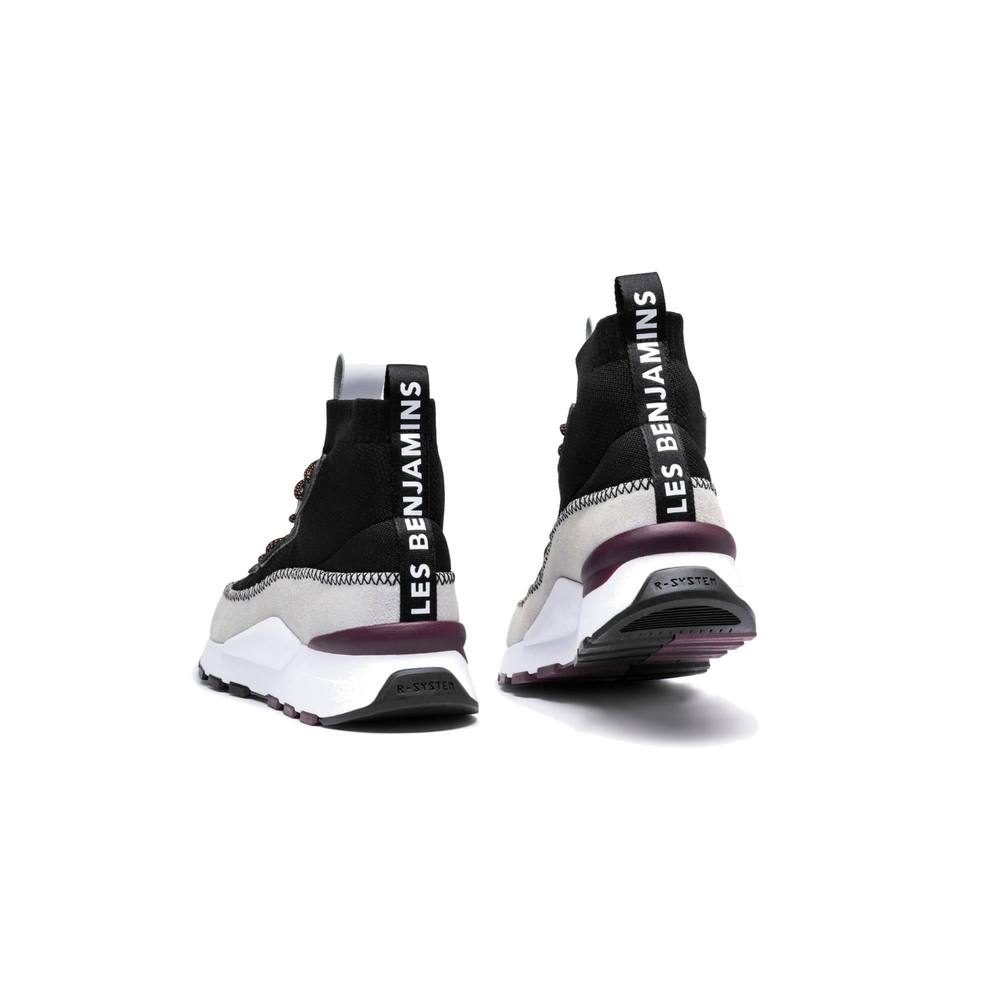Thumbnail 10 of RS-0 LES BENJAMINS Sneakers, Puma White-Puma Black, medium