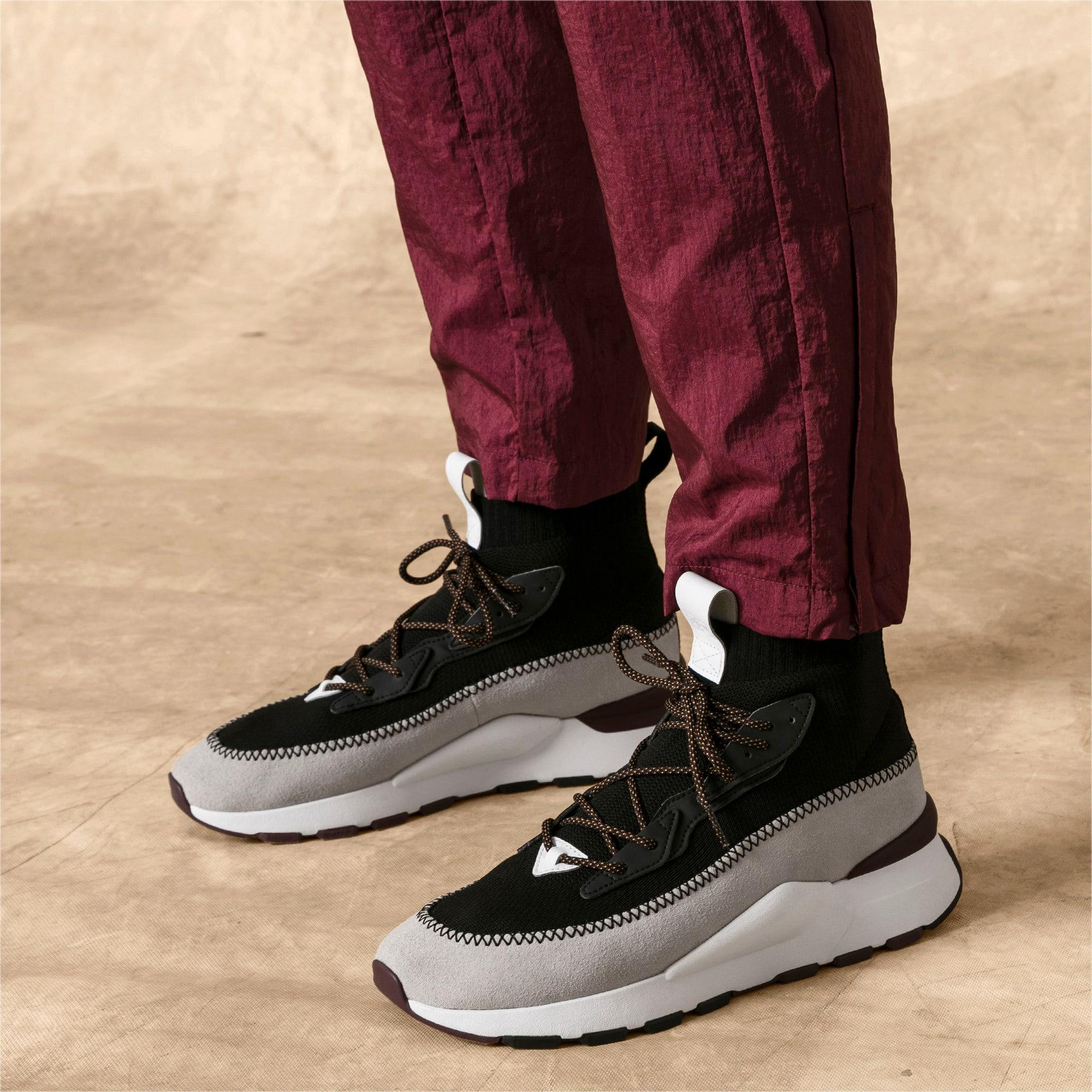 Thumbnail 2 of RS-0 LES BENJAMINS Sneakers, Puma White-Puma Black, medium