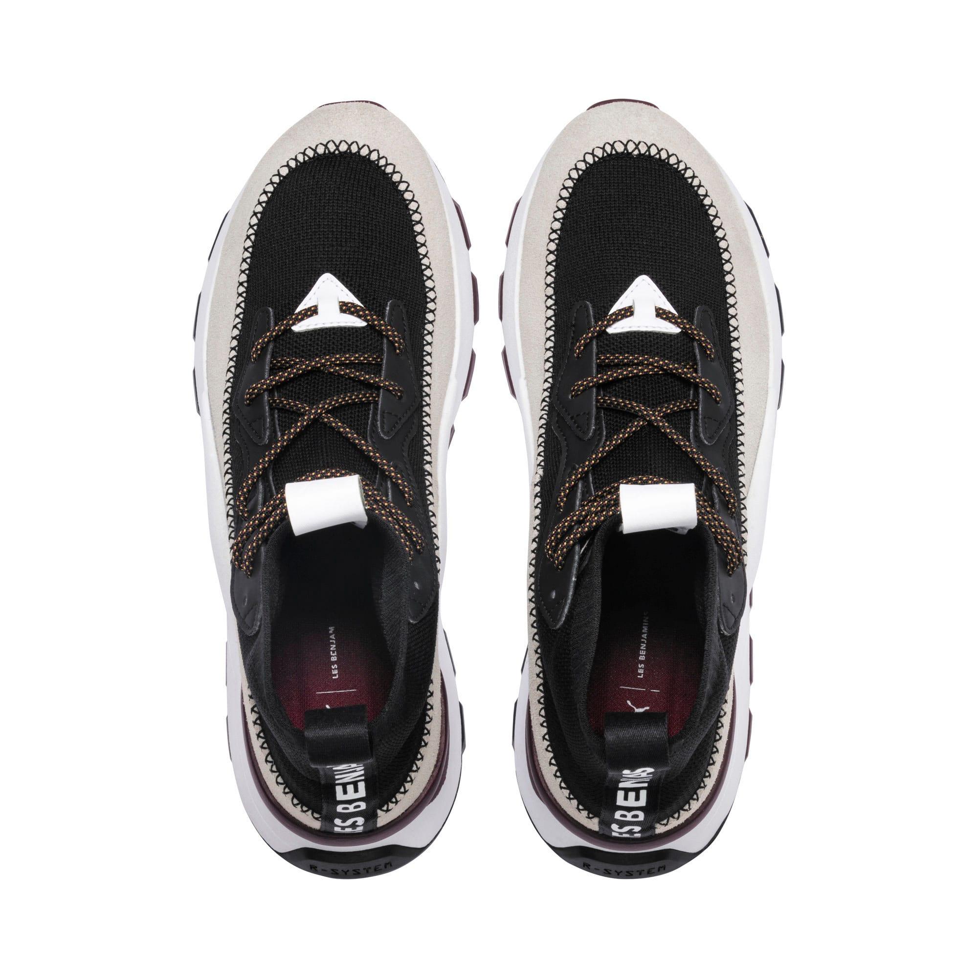 Thumbnail 8 of RS-0 LES BENJAMINS Sneakers, Puma White-Puma Black, medium