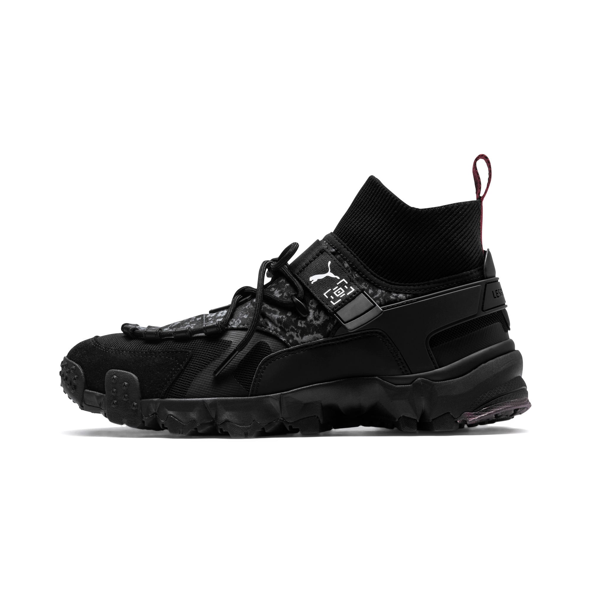 Thumbnail 1 of PUMA x LES BENJAMINS Trailfox Schuhe, Puma Black, medium