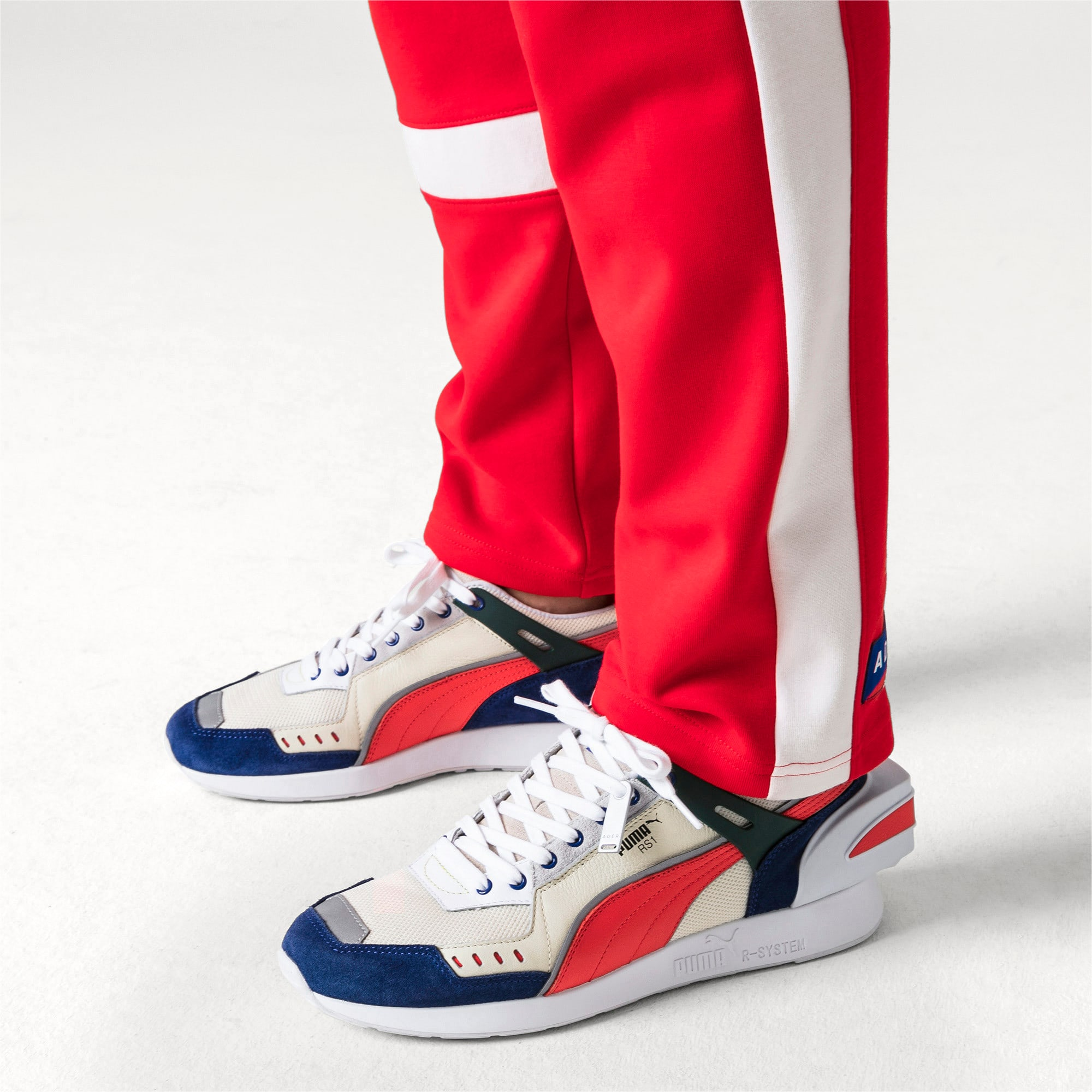 Thumbnail 2 of PUMA x ADER ERROR RS-1 Sneakers, Whisper White-Blueprint-Red, medium
