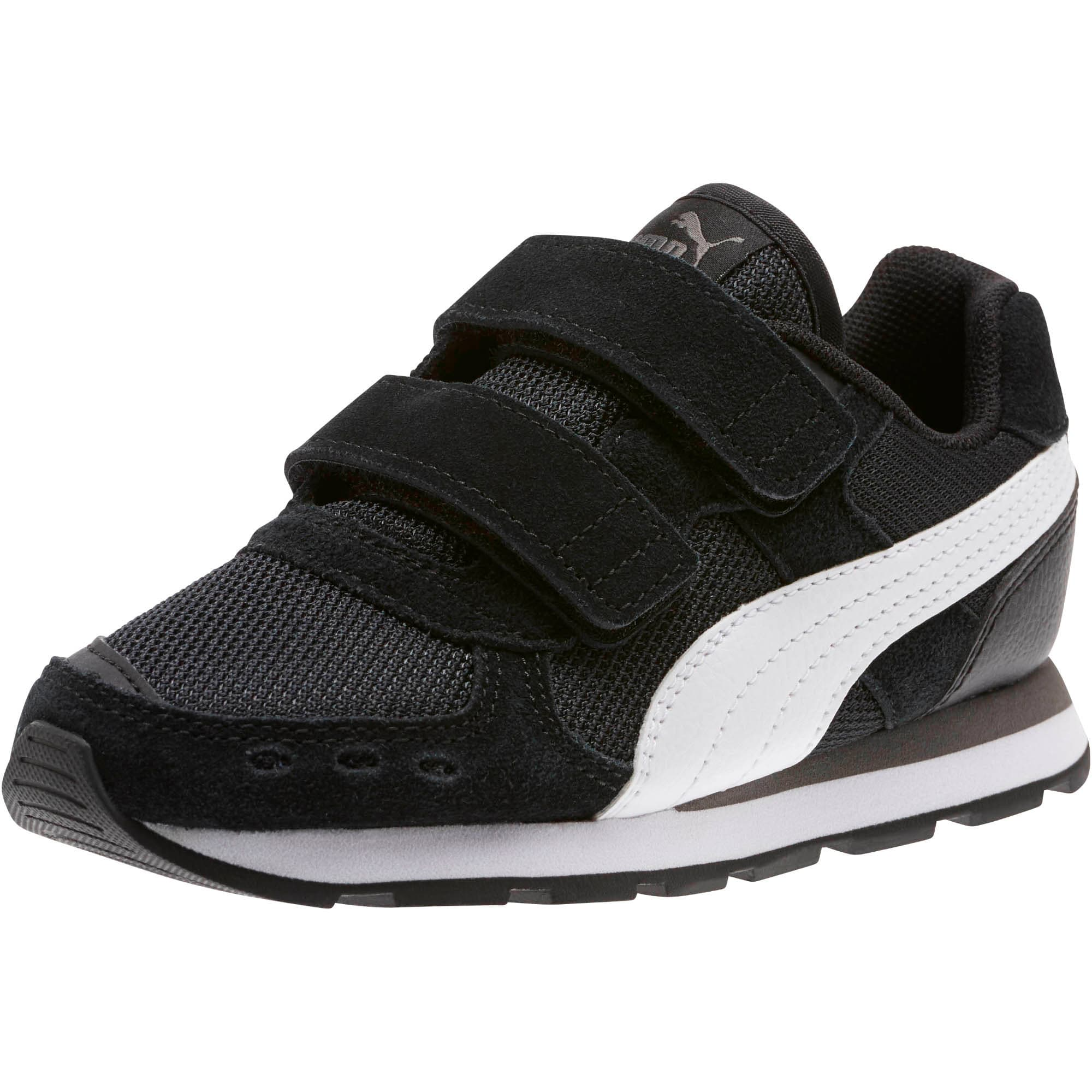 Thumbnail 1 of Vista Little Kids' Shoes, Puma Black-Puma White, medium