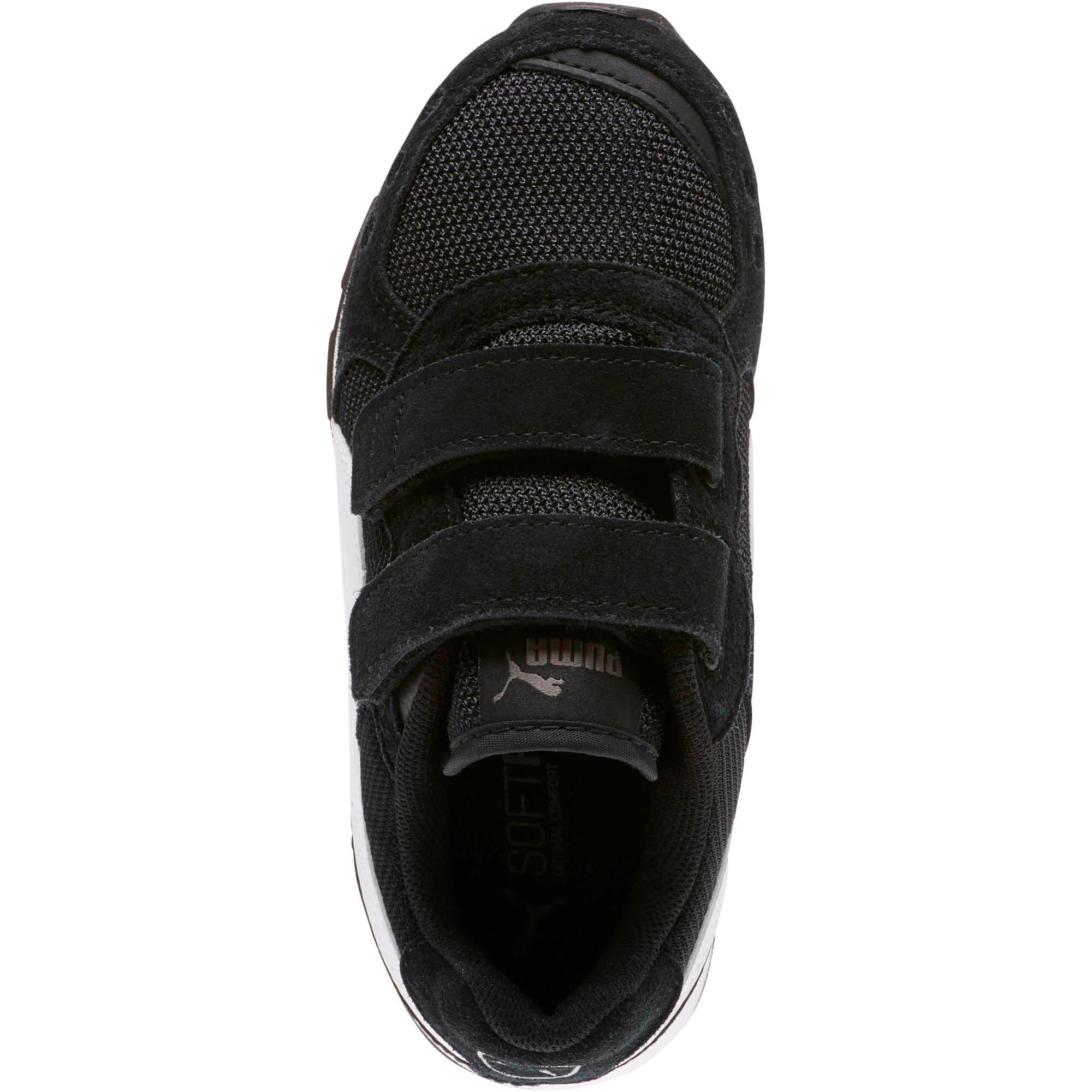 Thumbnail 5 of Vista Little Kids' Shoes, Puma Black-Puma White, medium