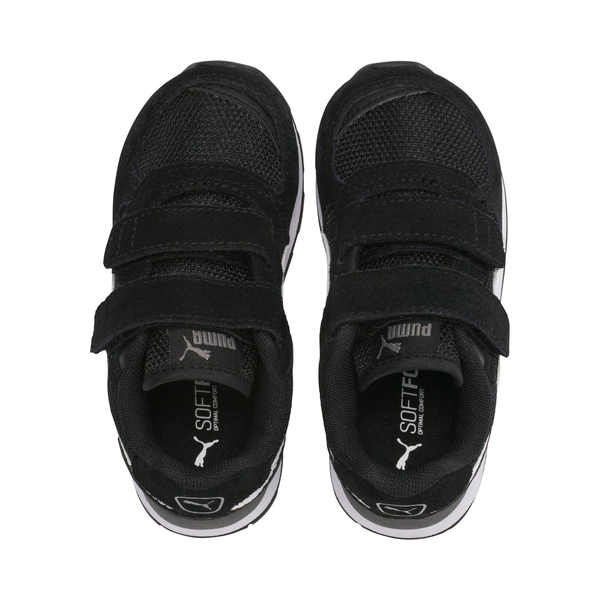 Thumbnail 6 of Vista Little Kids' Shoes, Puma Black-Puma White, medium