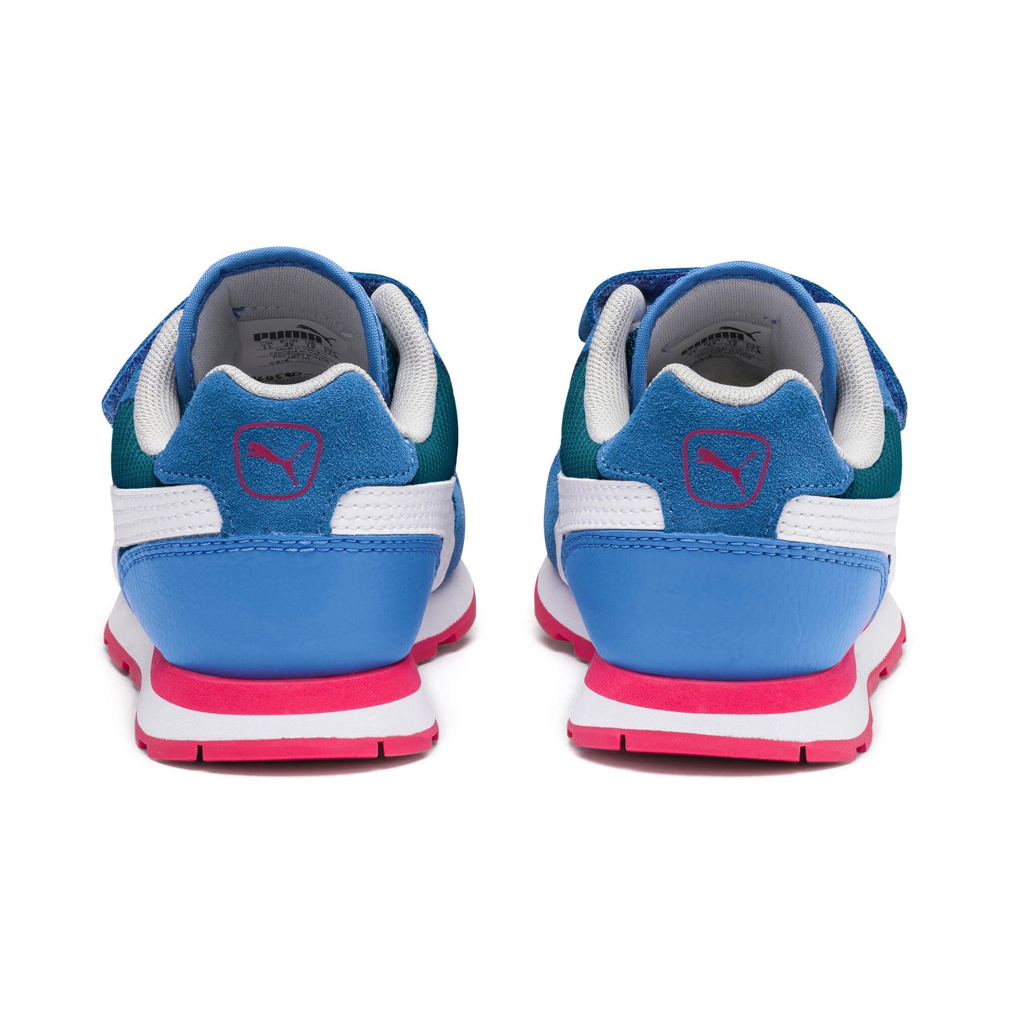 Miniatura 3 de Zapatos Vista para niños, Ultramarine-Puma White, mediano