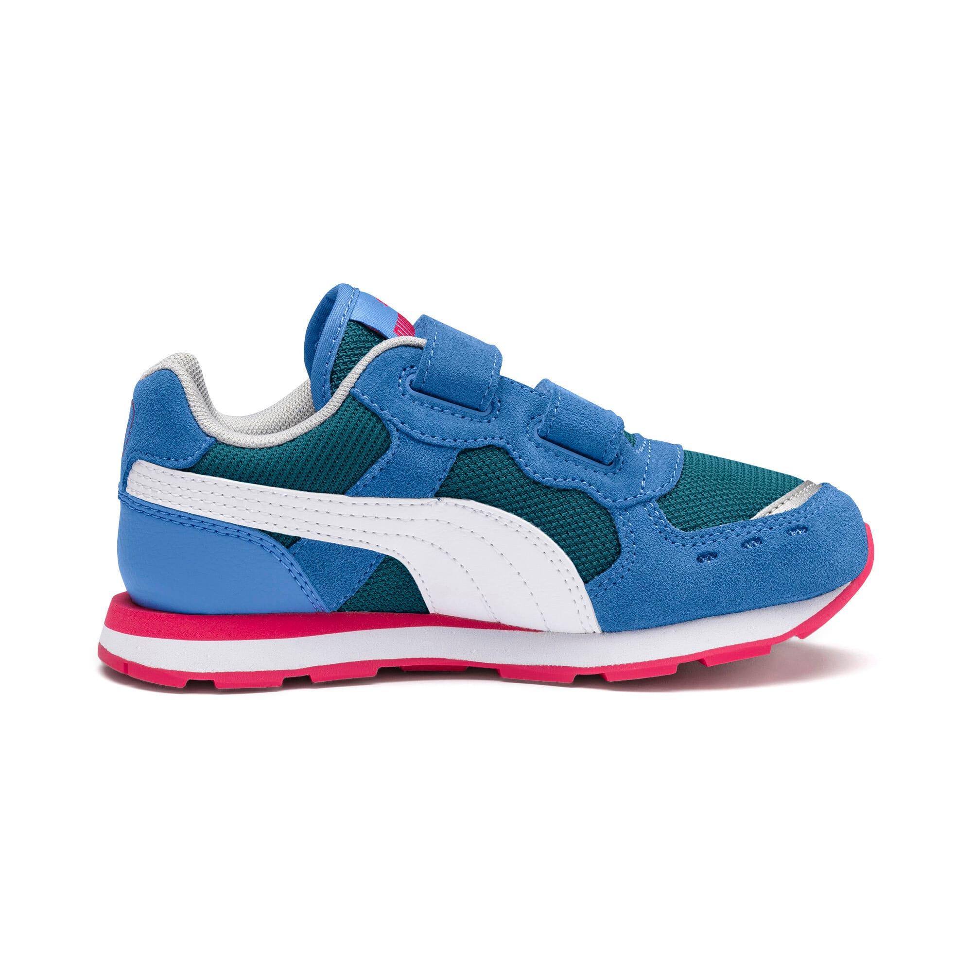 Miniatura 4 de Zapatos Vista para niños, Ultramarine-Puma White, mediano