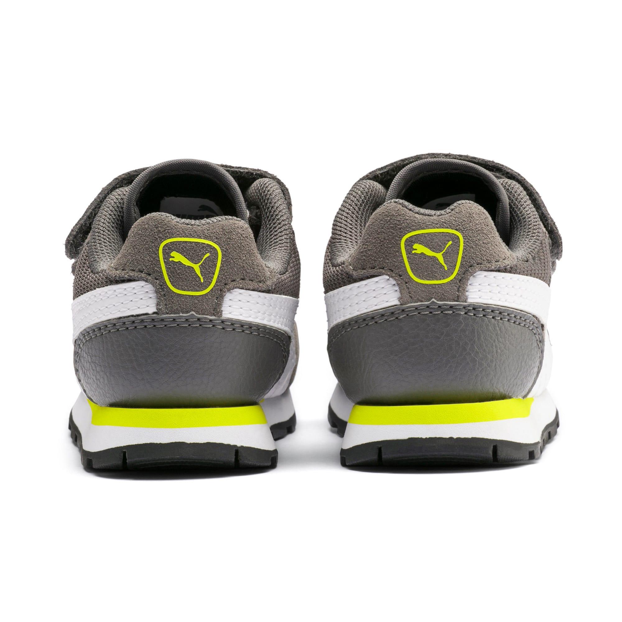 Miniatura 3 de Zapatos Vista para bebé, CASTLEROCK-Puma White, mediano