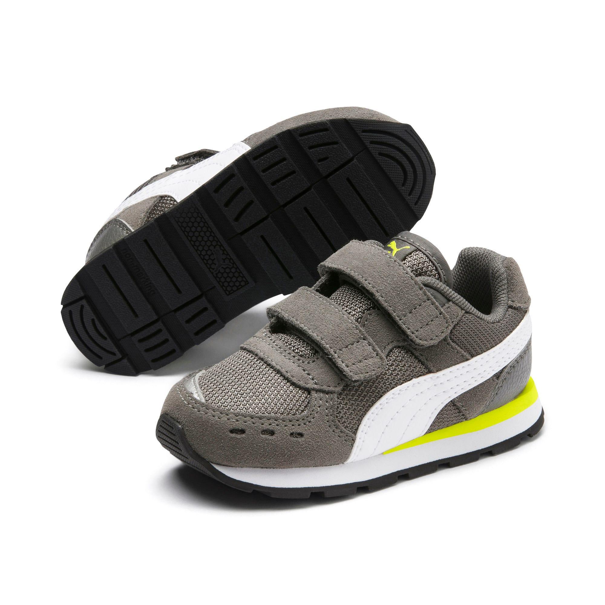 Miniatura 2 de Zapatos Vista para bebé, CASTLEROCK-Puma White, mediano