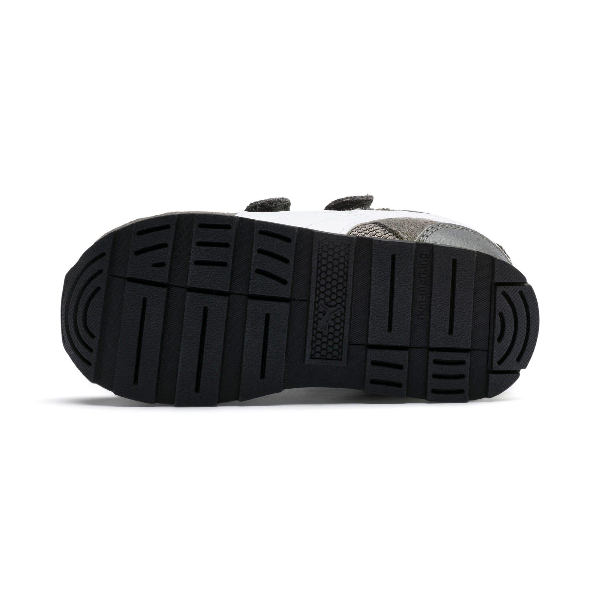 Miniatura 4 de Zapatos Vista para bebé, CASTLEROCK-Puma White, mediano