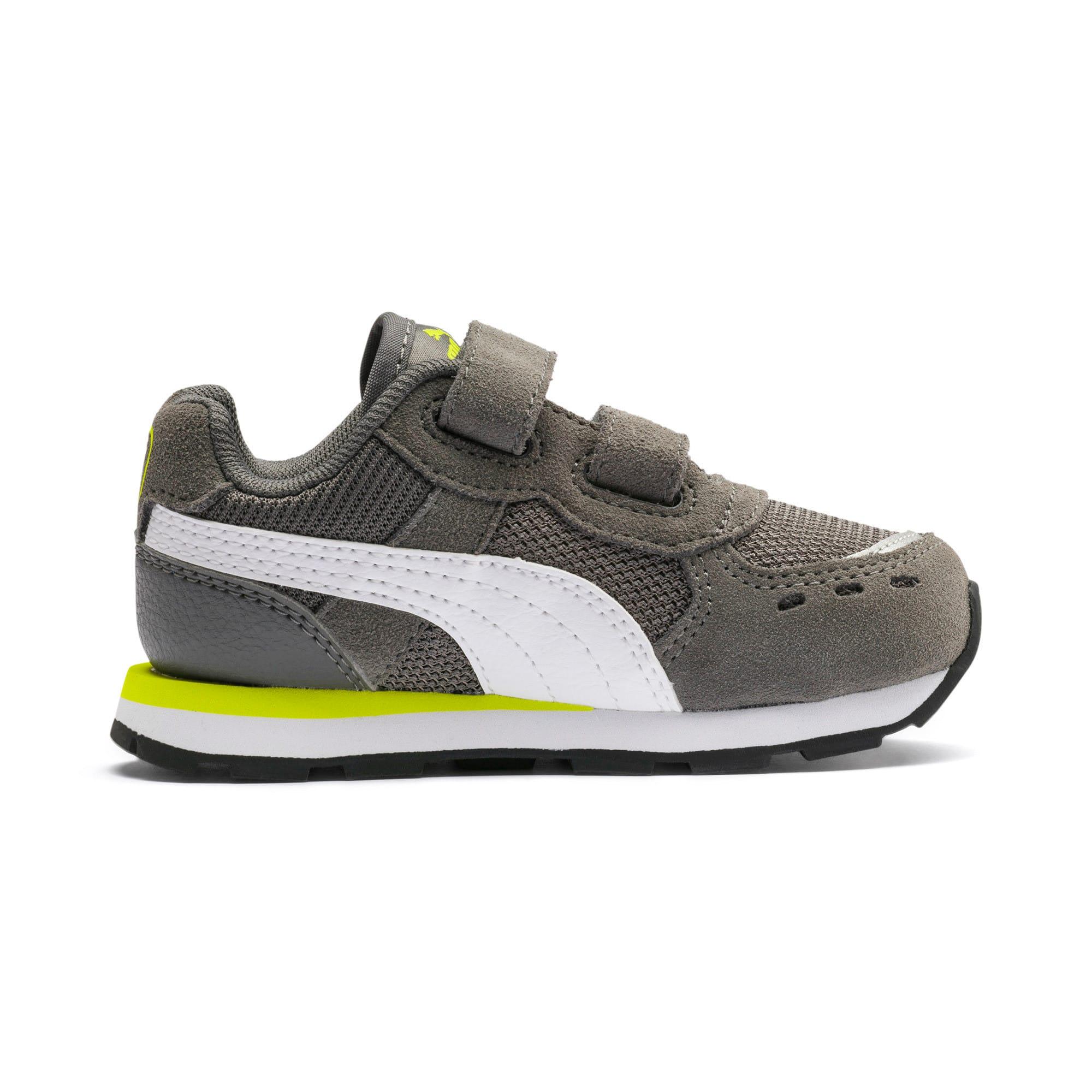 Miniatura 5 de Zapatos Vista para bebé, CASTLEROCK-Puma White, mediano