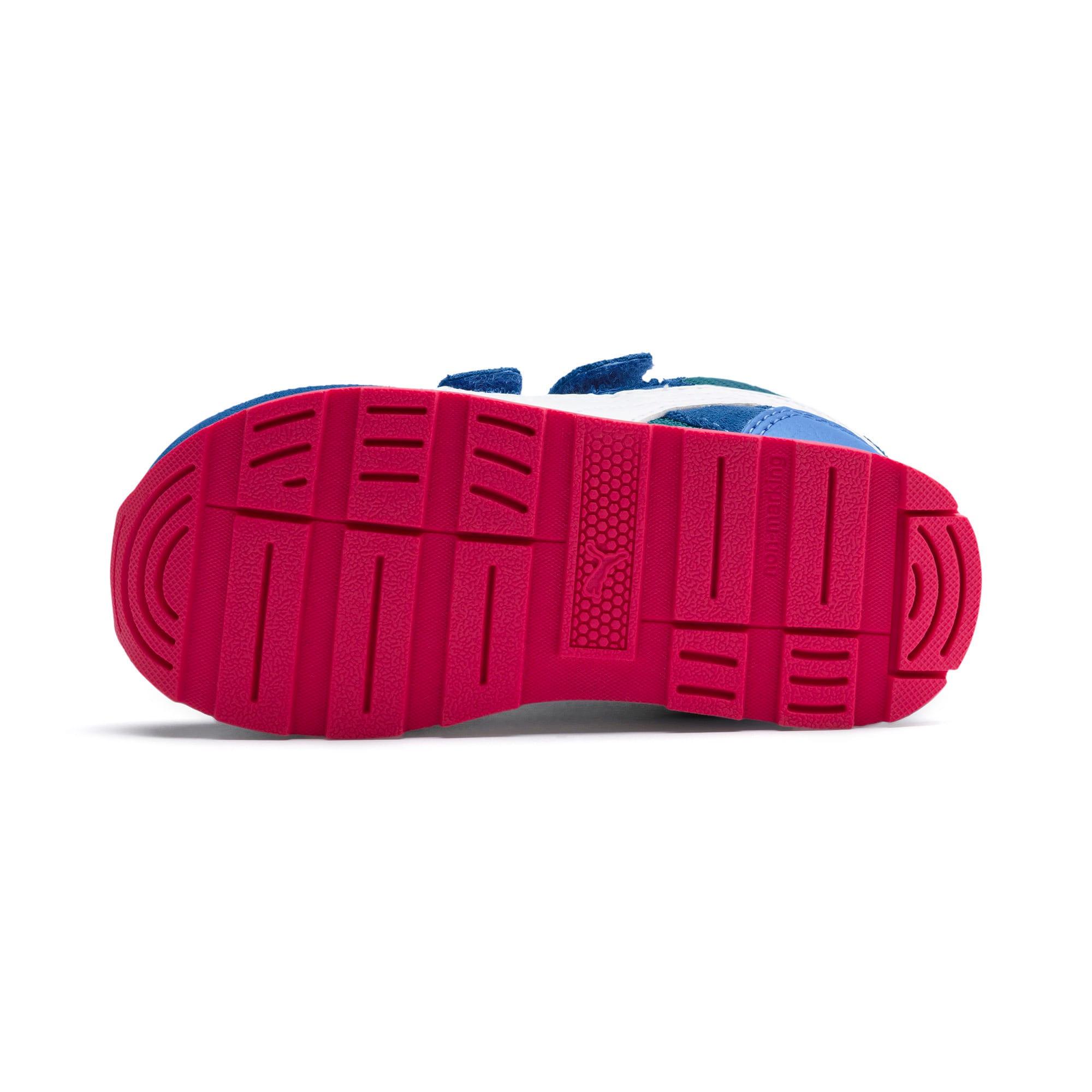 Thumbnail 4 of Vista Toddler Shoes, Ultramarine-Puma White, medium